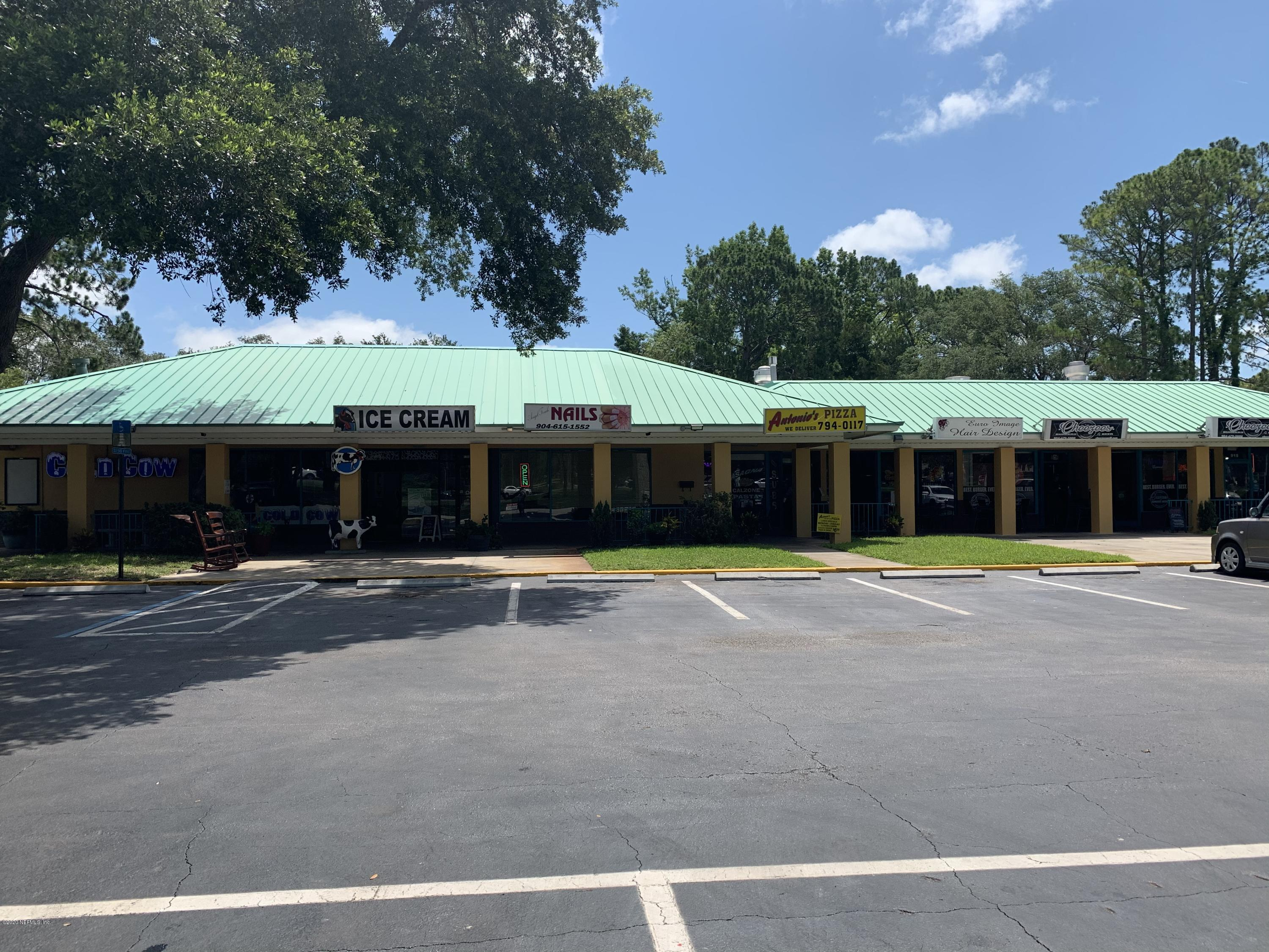 938 SANTA MARIA, ST AUGUSTINE, FLORIDA 32086, ,Commercial,For sale,SANTA MARIA,1059044