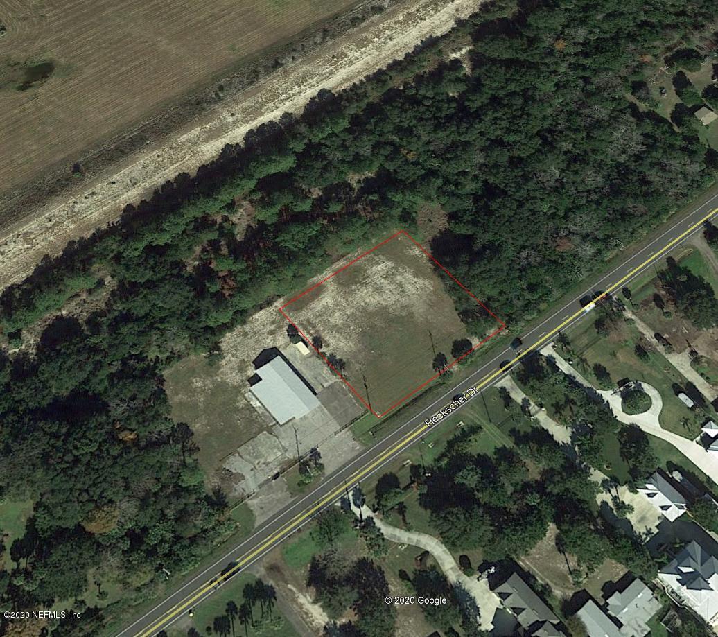 0 HECKSCHER, JACKSONVILLE, FLORIDA 32226, ,Vacant land,For sale,HECKSCHER,1059057