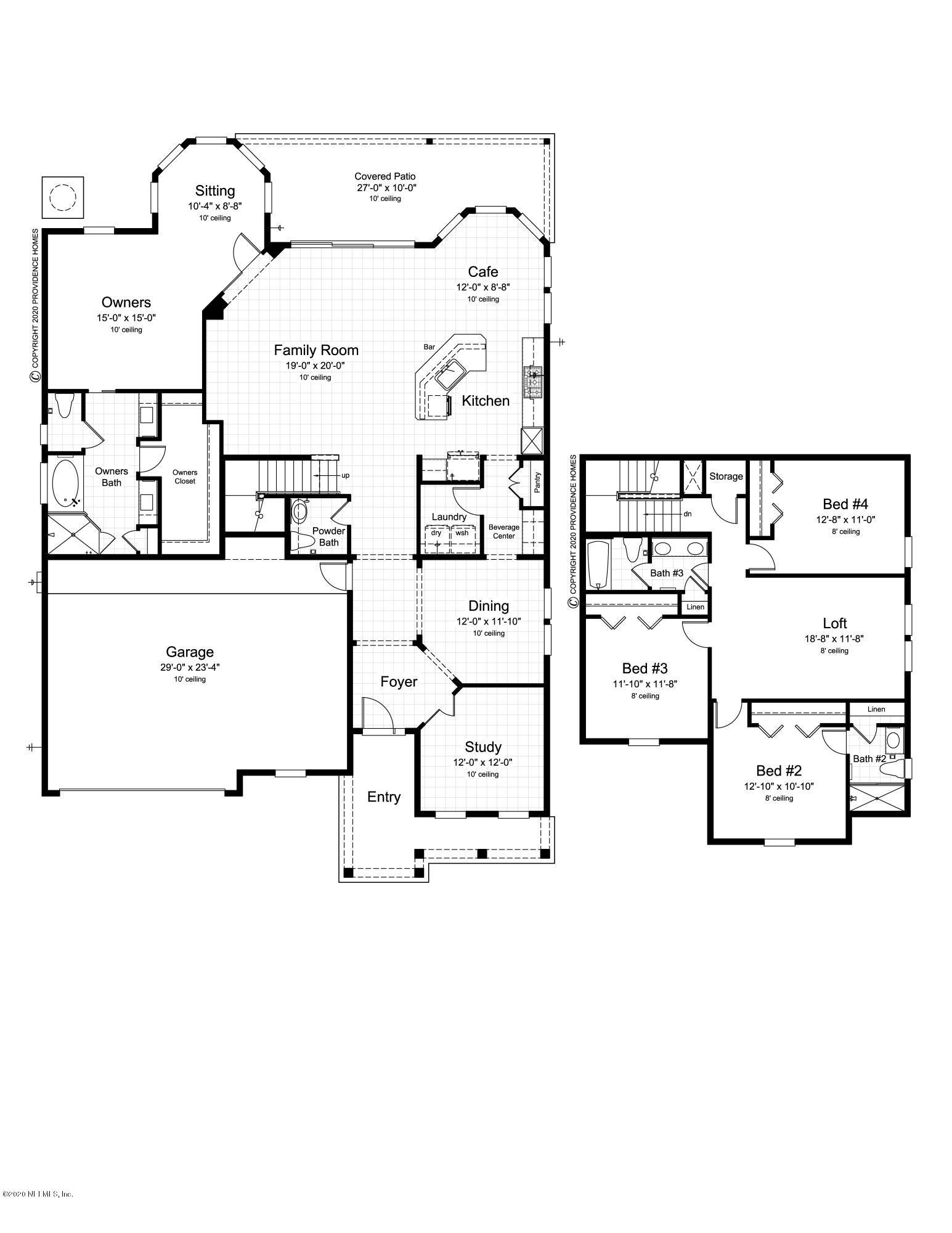 89 FREEDOM LANDING, PONTE VEDRA, FLORIDA 32081, 4 Bedrooms Bedrooms, ,3 BathroomsBathrooms,Residential,For sale,FREEDOM LANDING,1056681