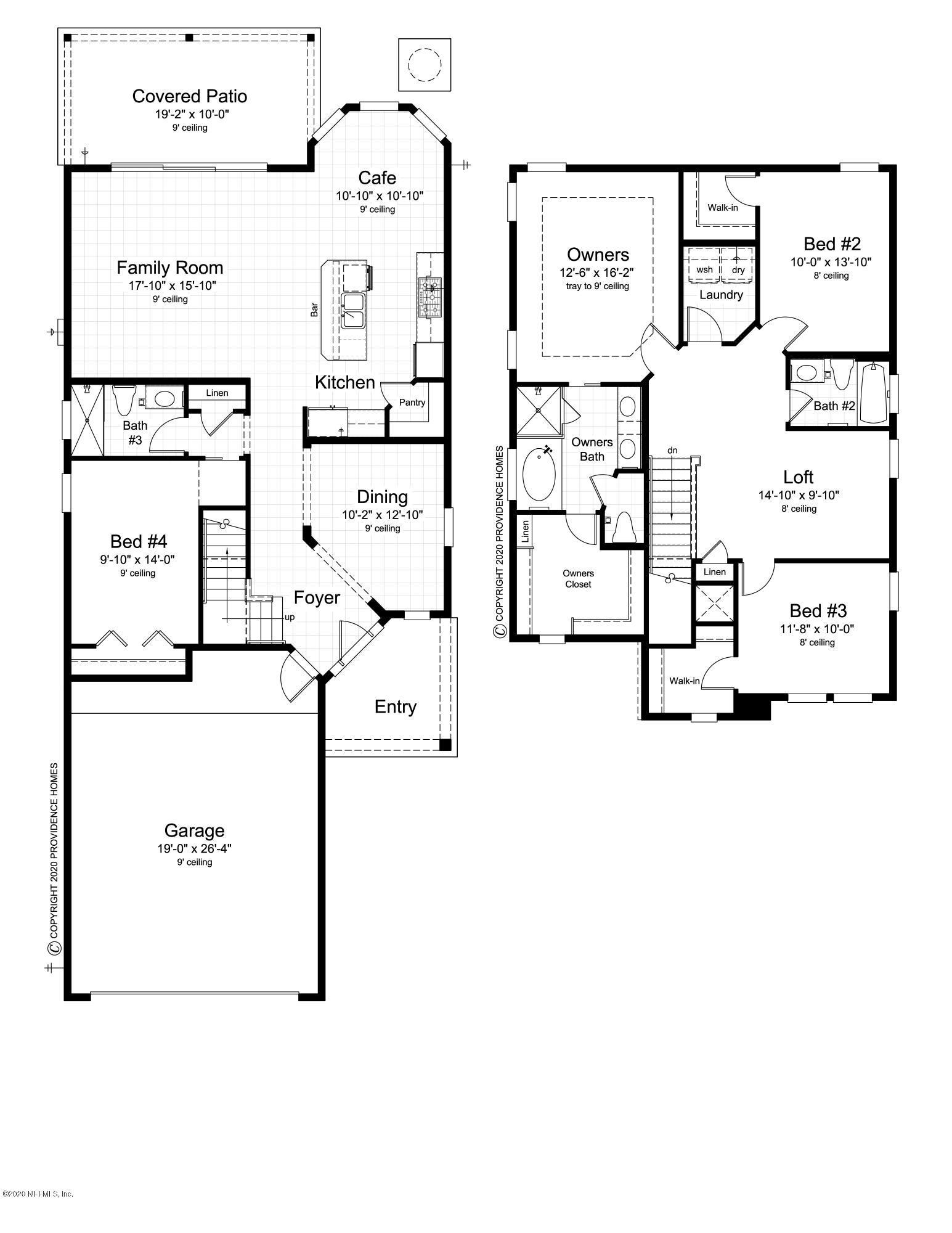 300 PIONEER VILLAGE, PONTE VEDRA, FLORIDA 32081, 4 Bedrooms Bedrooms, ,3 BathroomsBathrooms,Residential,For sale,PIONEER VILLAGE,1058120