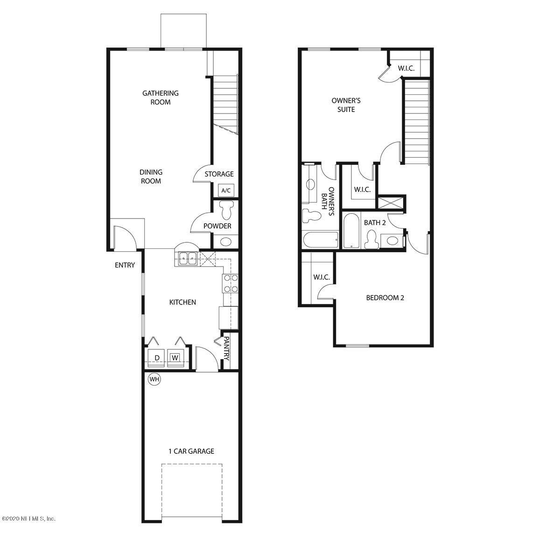 270 ARALIA, JACKSONVILLE, FLORIDA 32216, 2 Bedrooms Bedrooms, ,2 BathroomsBathrooms,Residential,For sale,ARALIA,1059803