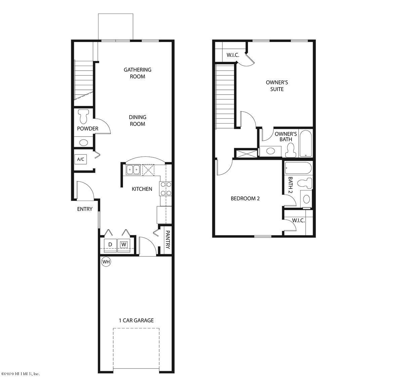 262 ARALIA, JACKSONVILLE, FLORIDA 32216, 2 Bedrooms Bedrooms, ,2 BathroomsBathrooms,Residential,For sale,ARALIA,1059810