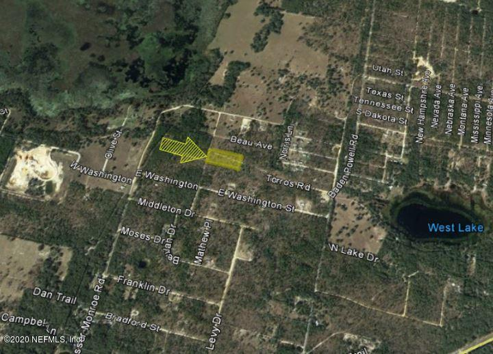 122 HILL, HAWTHORNE, FLORIDA 32640, ,Vacant land,For sale,HILL,1059978
