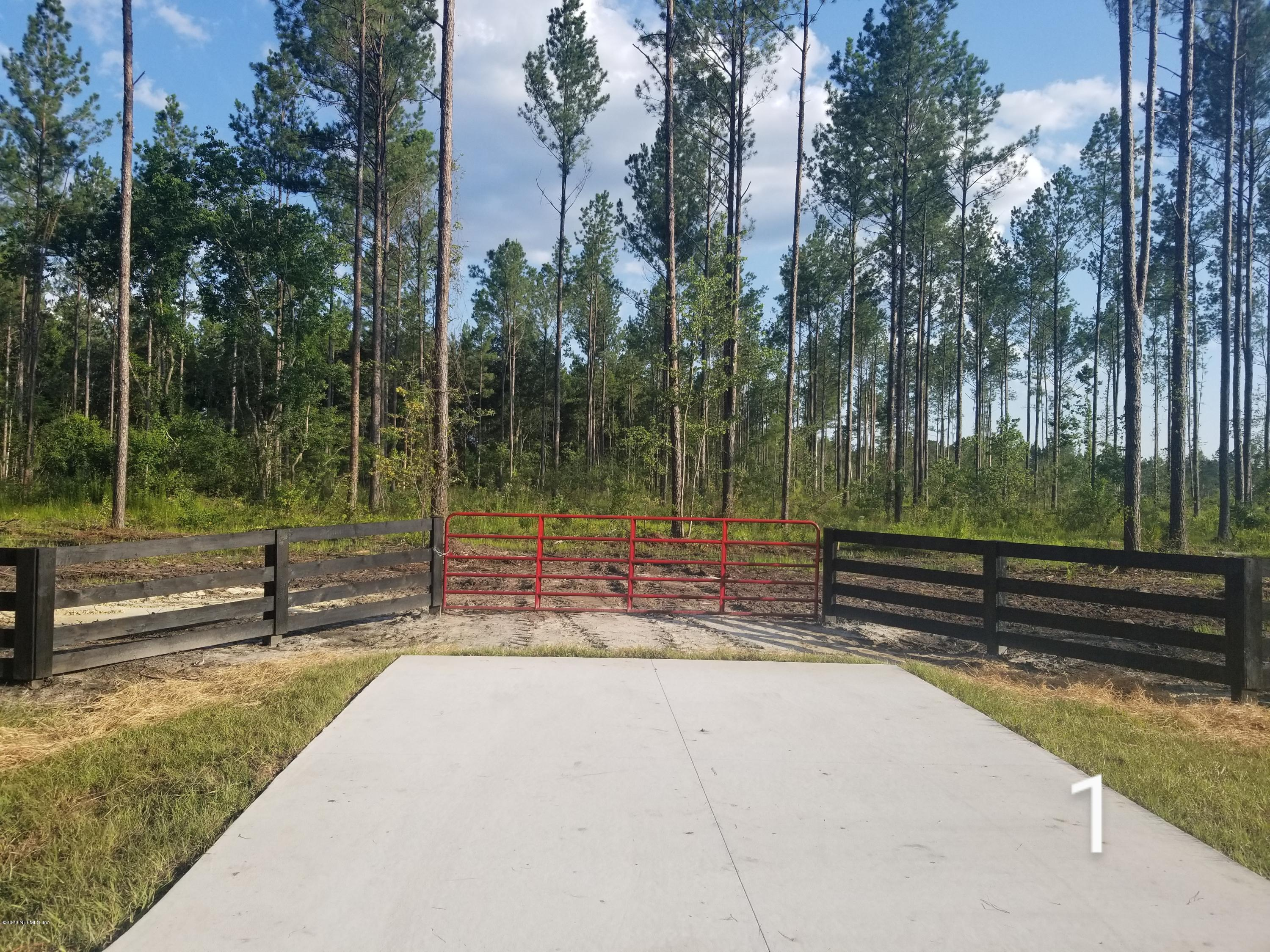 56232 GRIFFIN, CALLAHAN, FLORIDA 32011, ,Vacant land,For sale,GRIFFIN,1060026