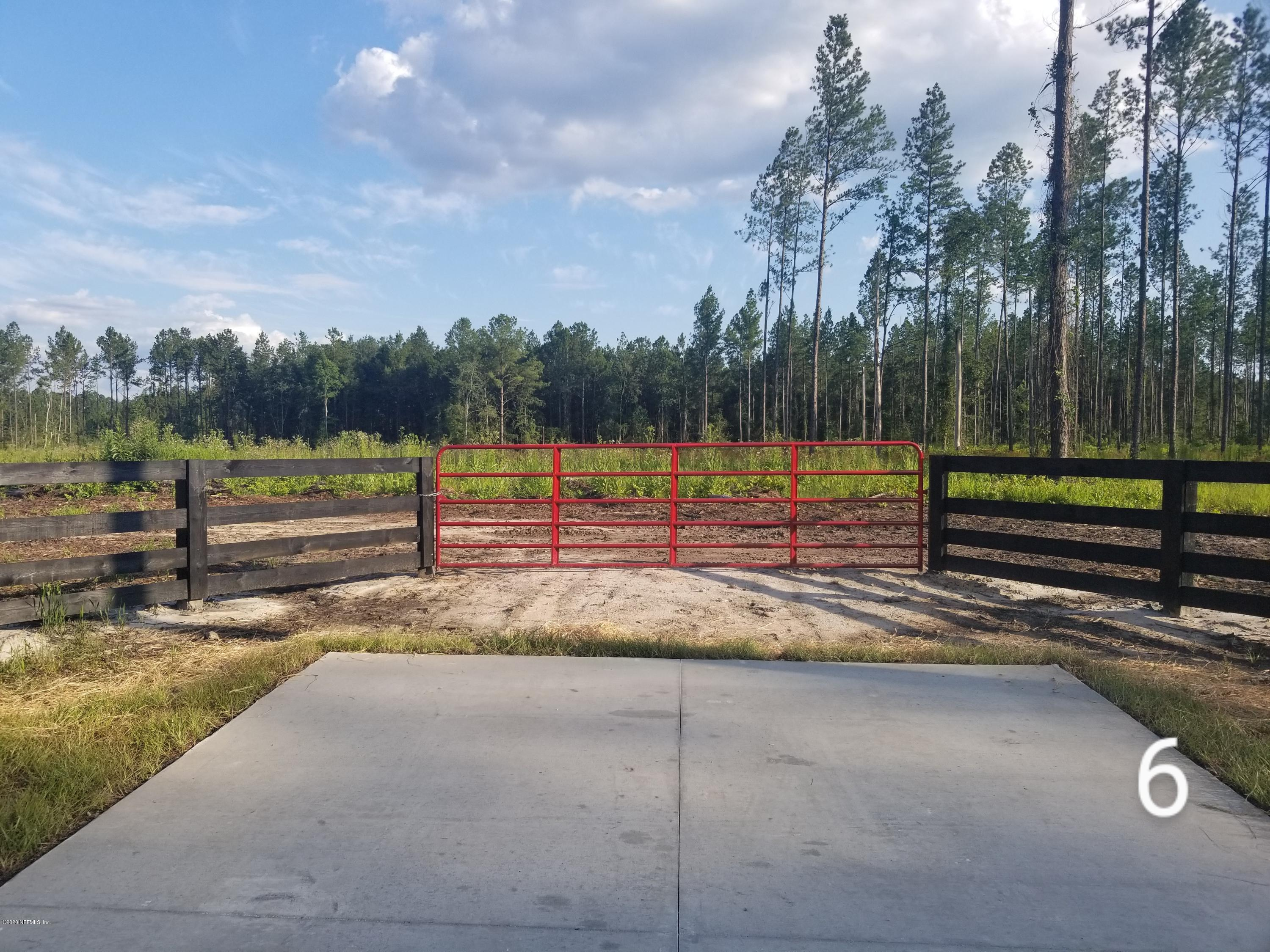 56272 GRIFFIN, CALLAHAN, FLORIDA 32011, ,Vacant land,For sale,GRIFFIN,1060036