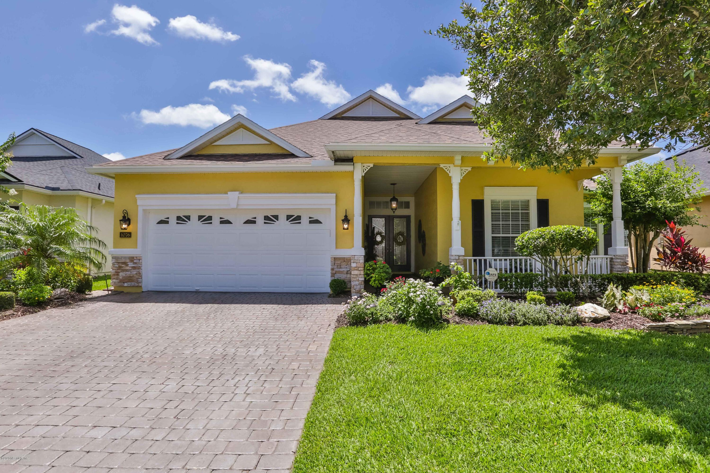 1076 INVERNESS, ST AUGUSTINE, FLORIDA 32092, 4 Bedrooms Bedrooms, ,3 BathroomsBathrooms,Residential,For sale,INVERNESS,1060708
