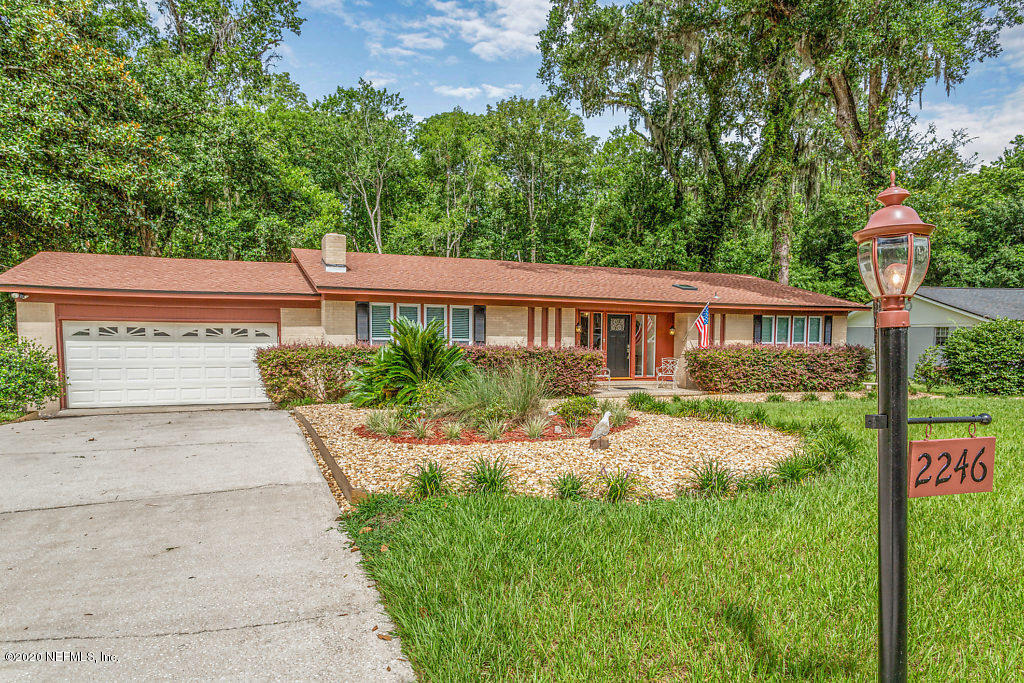 2246 LAUREL GROVE, ORANGE PARK, FLORIDA 32073, 4 Bedrooms Bedrooms, ,2 BathroomsBathrooms,Residential,For sale,LAUREL GROVE,1060707