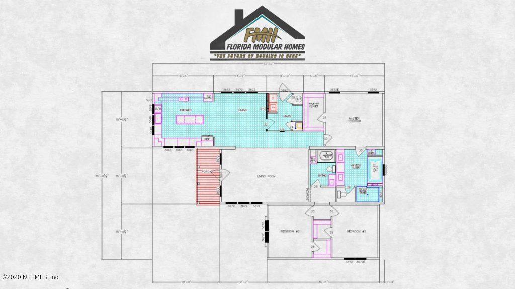 102 B, INTERLACHEN, FLORIDA 32148, 3 Bedrooms Bedrooms, ,2 BathroomsBathrooms,Residential,For sale,B,1059681
