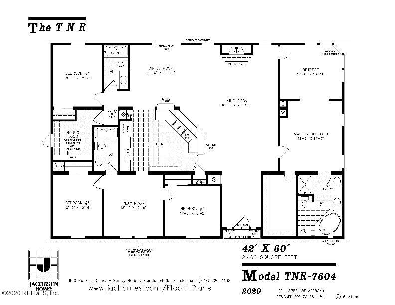 0 TBD1, CRESCENT CITY, FLORIDA 32112, 4 Bedrooms Bedrooms, ,2 BathroomsBathrooms,Residential,For sale,TBD1,1059738