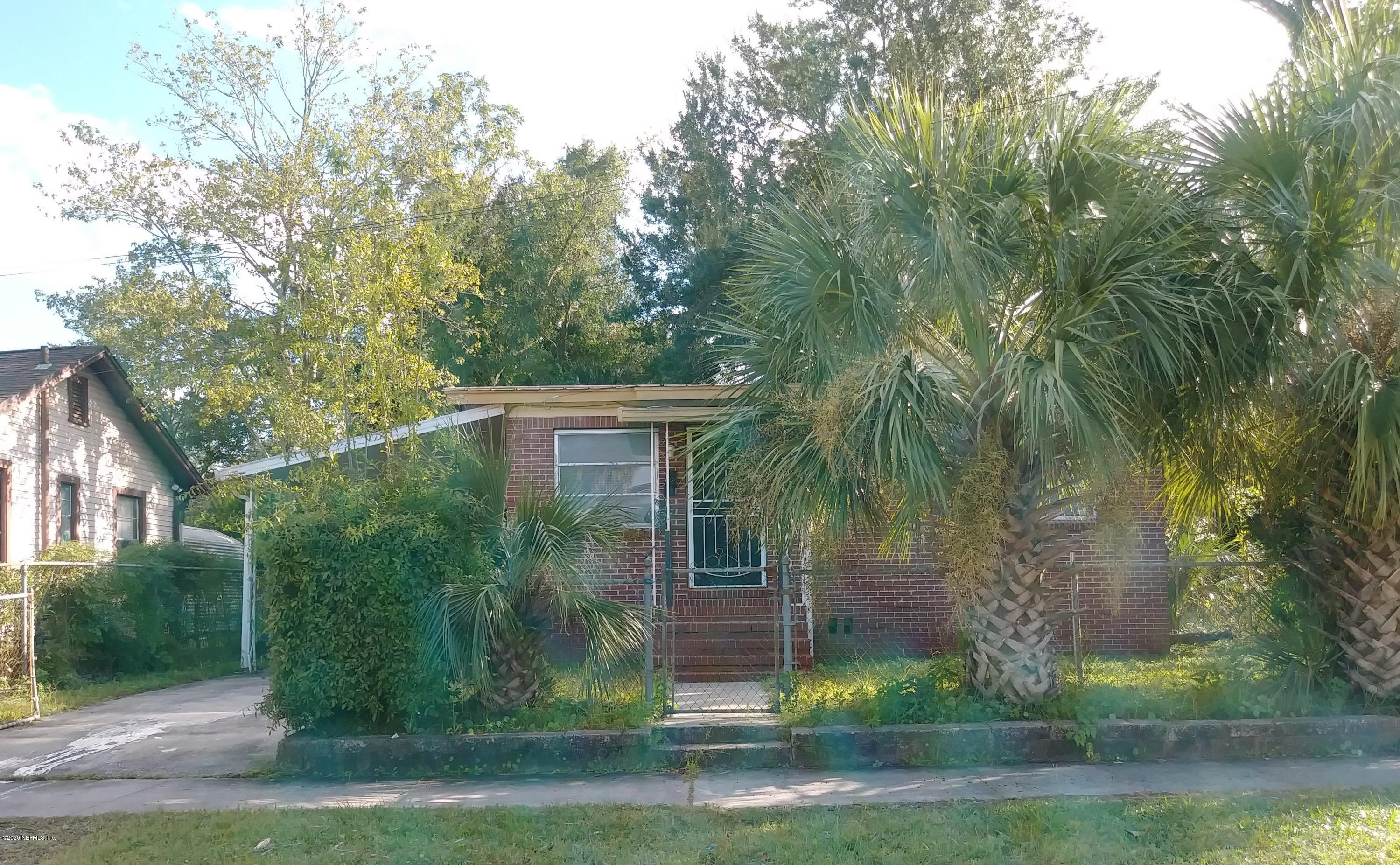 1546 36TH, JACKSONVILLE, FLORIDA 32209, 4 Bedrooms Bedrooms, ,1 BathroomBathrooms,Investment / MultiFamily,For sale,36TH,1060904