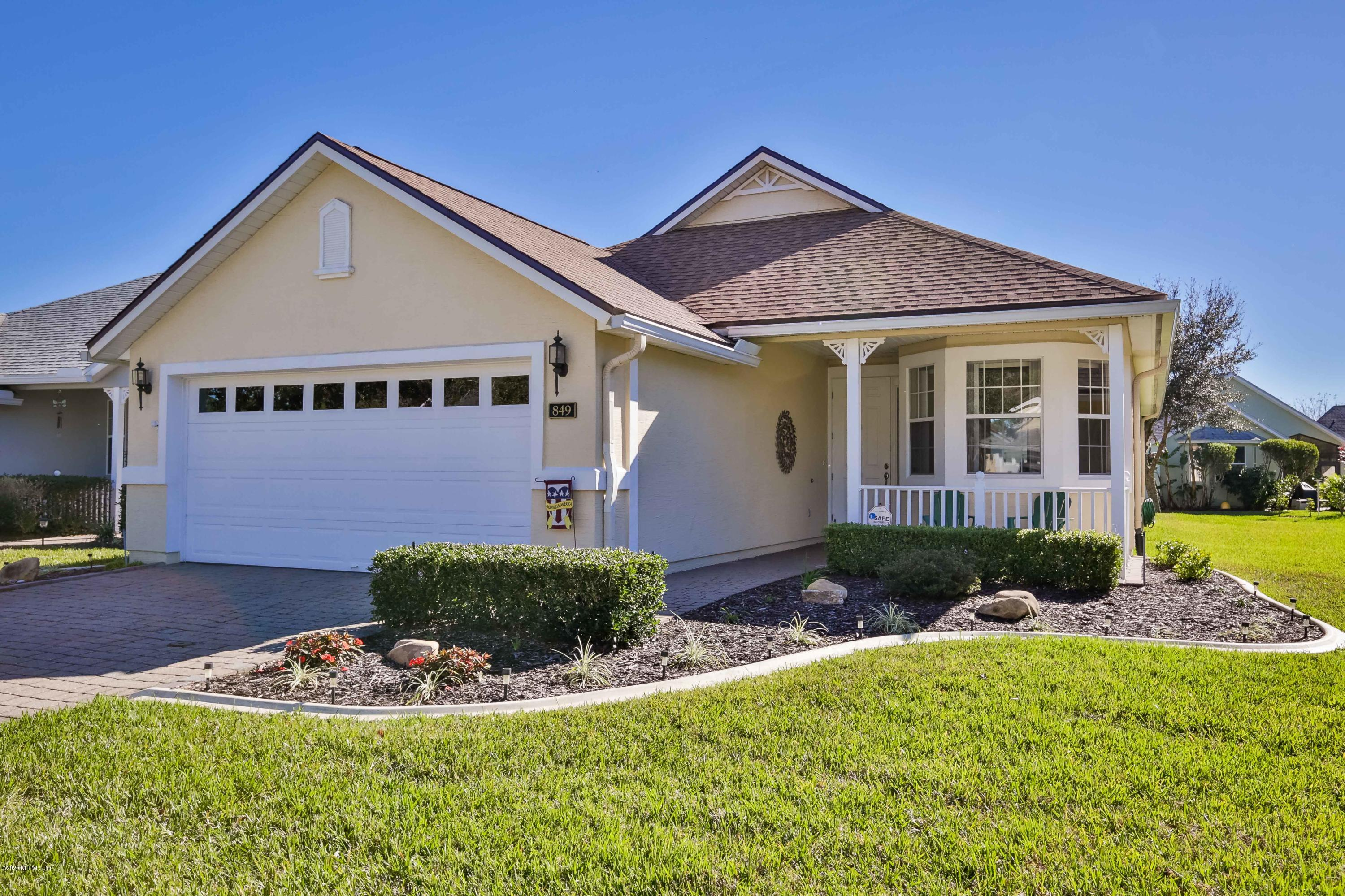 849 COPPERHEAD, ST AUGUSTINE, FLORIDA 32092, 3 Bedrooms Bedrooms, ,2 BathroomsBathrooms,Residential,For sale,COPPERHEAD,1061224