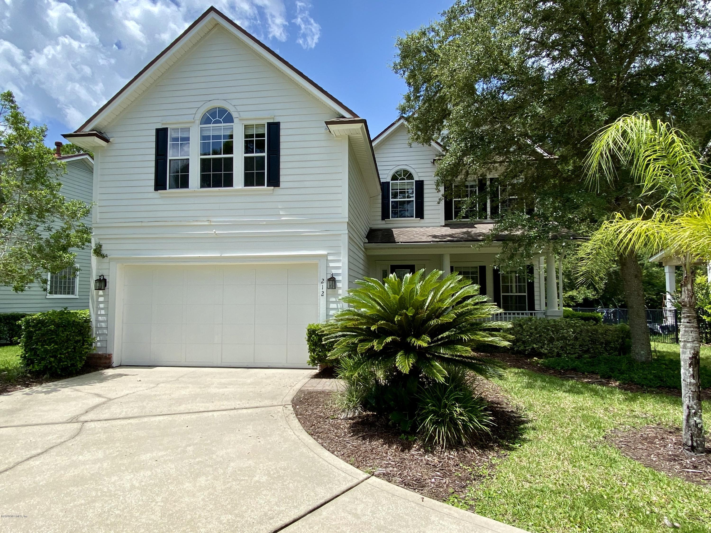 212 CARMINE, ST AUGUSTINE, FLORIDA 32095, 4 Bedrooms Bedrooms, ,2 BathroomsBathrooms,Residential,For sale,CARMINE,1061040