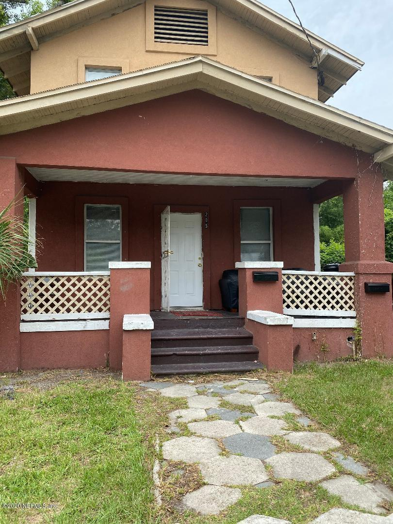 203 17TH, JACKSONVILLE, FLORIDA 32206, 4 Bedrooms Bedrooms, ,2 BathroomsBathrooms,Investment / MultiFamily,For sale,17TH,1061909