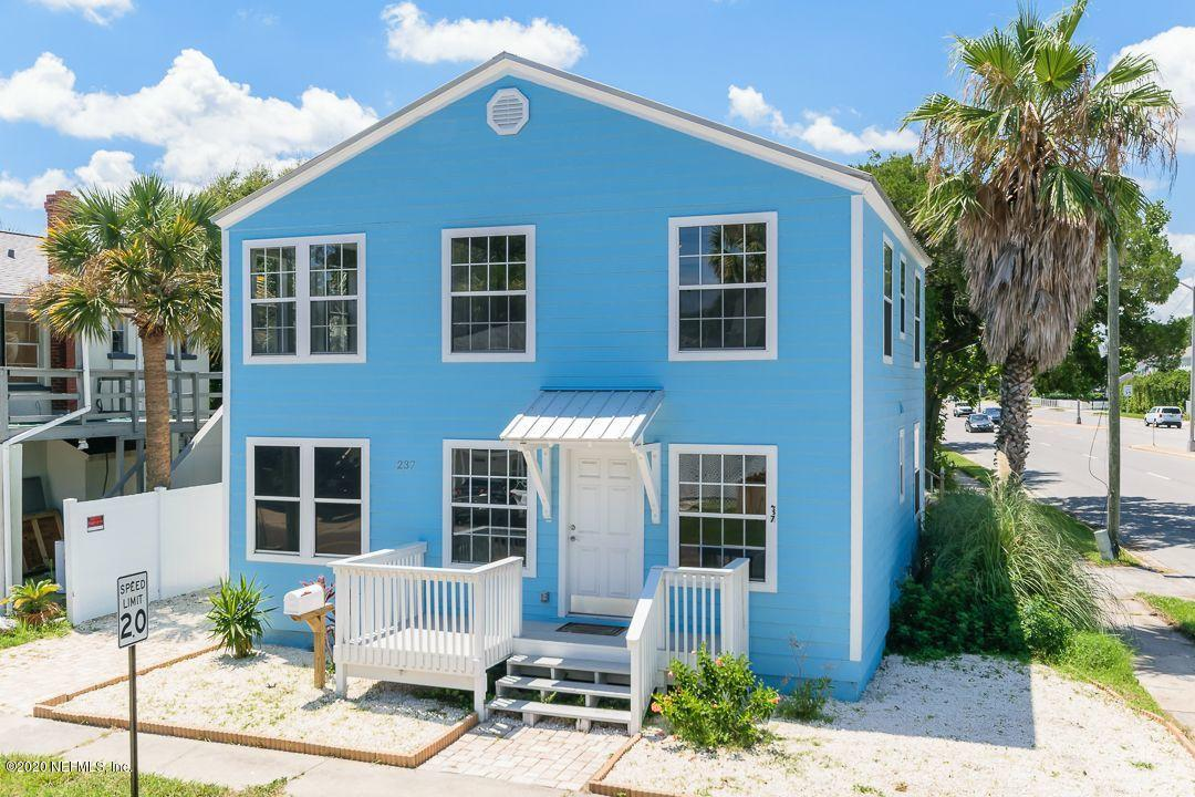 237 OLEANDER, NEPTUNE BEACH, FLORIDA 32266, 3 Bedrooms Bedrooms, ,2 BathroomsBathrooms,Residential,For sale,OLEANDER,1062515