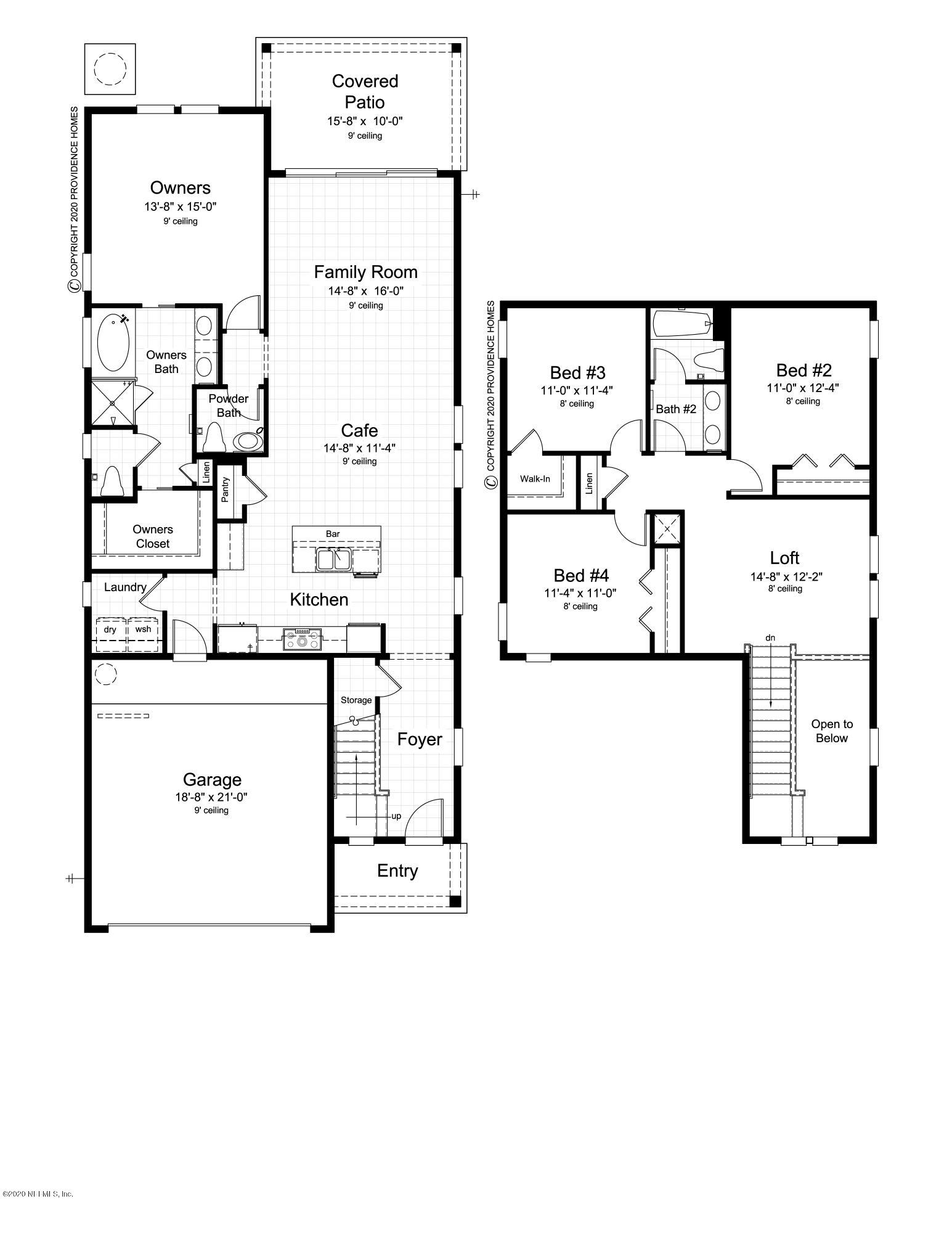 9779 INVENTION, JACKSONVILLE, FLORIDA 32256, 4 Bedrooms Bedrooms, ,2 BathroomsBathrooms,Residential,For sale,INVENTION,1052357