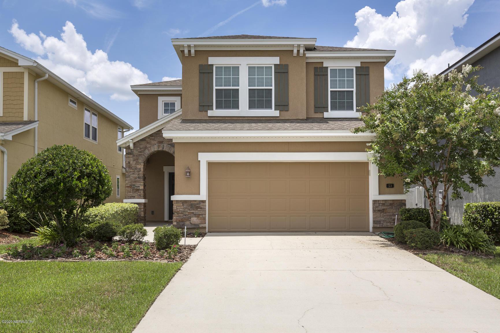 53 CARLSON, PONTE VEDRA, FLORIDA 32081, 3 Bedrooms Bedrooms, ,2 BathroomsBathrooms,Residential,For sale,CARLSON,1064884
