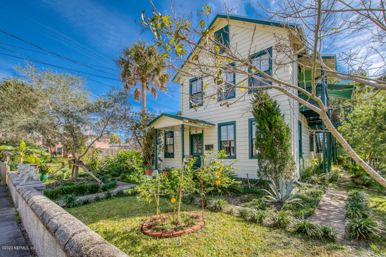 33 GROVE, ST AUGUSTINE, FLORIDA 32084, 4 Bedrooms Bedrooms, ,3 BathroomsBathrooms,Residential,For sale,GROVE,1064470