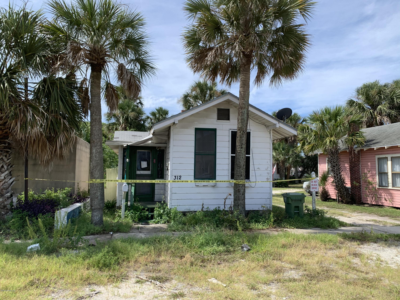 312 1ST, JACKSONVILLE BEACH, FLORIDA 32250, ,Commercial,For sale,1ST,1065392