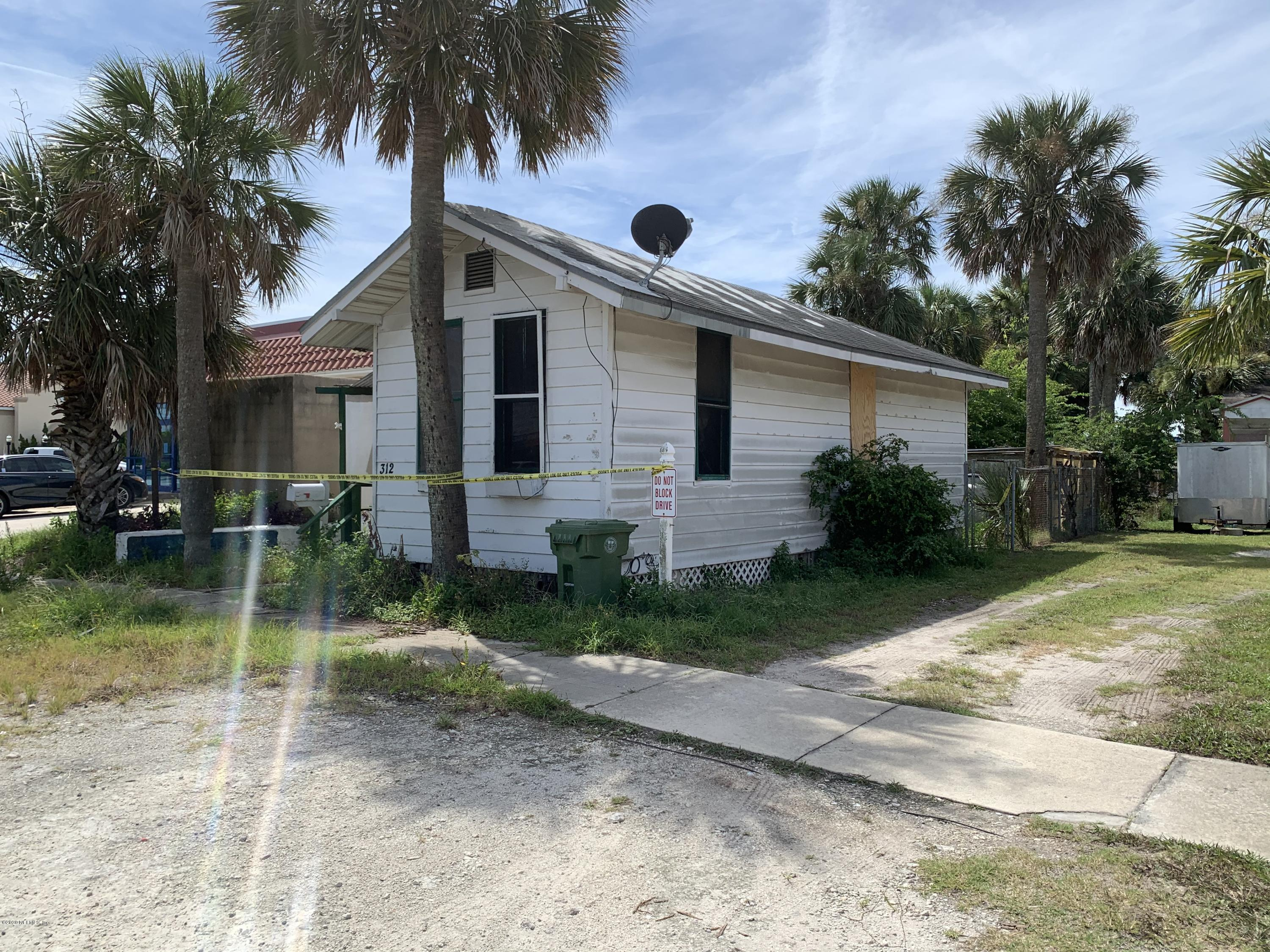 312 1ST, JACKSONVILLE BEACH, FLORIDA 32250, ,Commercial,For sale,1ST,1065392