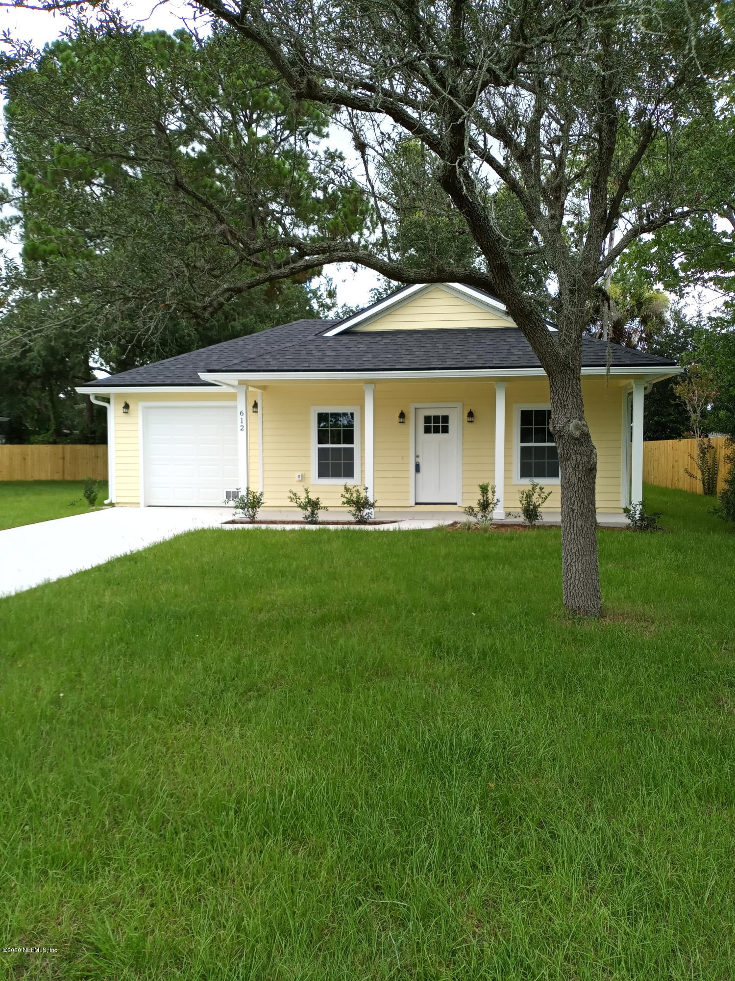 612 16TH, ST AUGUSTINE, FLORIDA 32080, 3 Bedrooms Bedrooms, ,2 BathroomsBathrooms,Residential,For sale,16TH,1047883