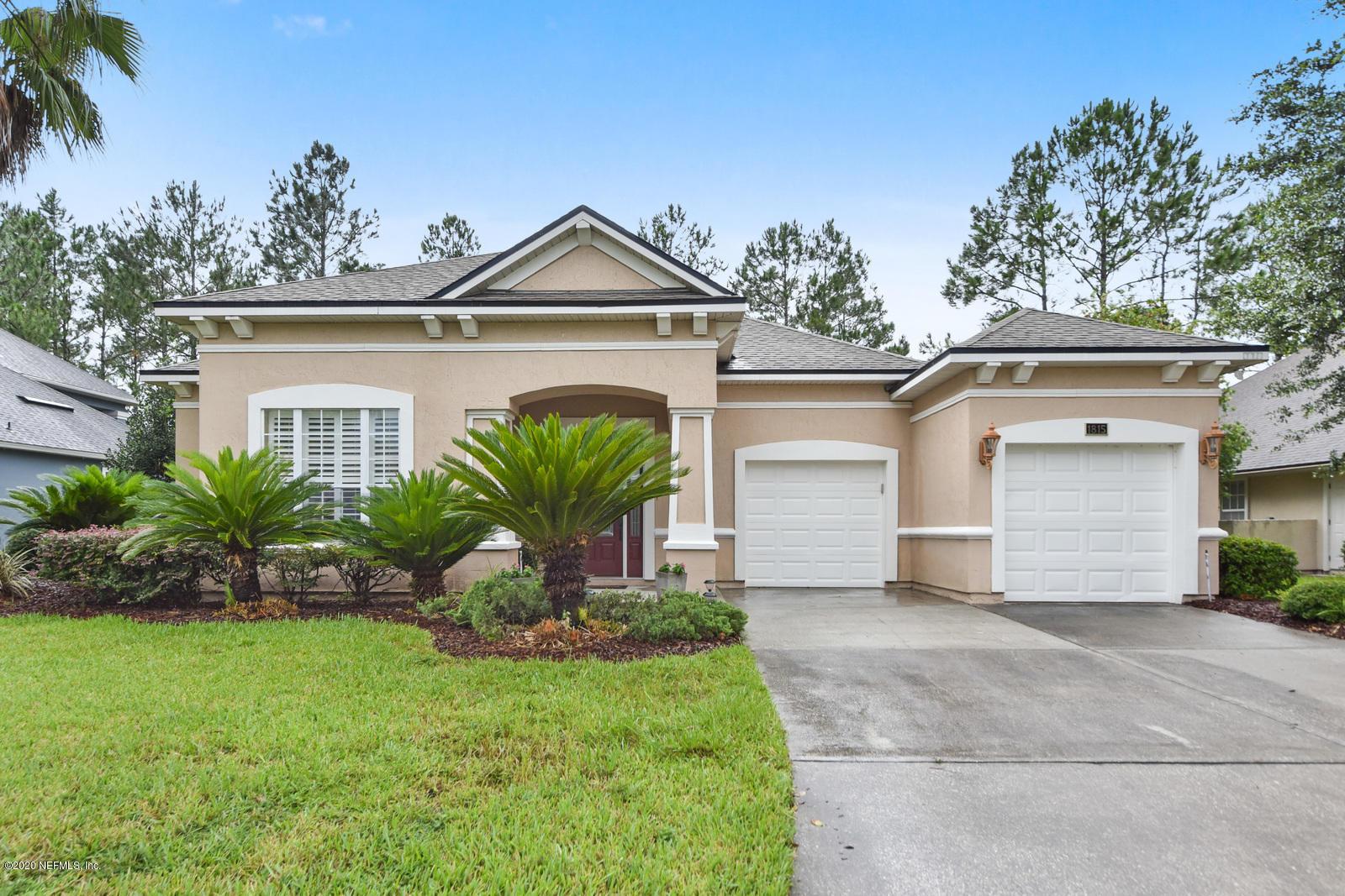 1815 WILD DUNES, ORANGE PARK, FLORIDA 32065, 4 Bedrooms Bedrooms, ,3 BathroomsBathrooms,Residential,For sale,WILD DUNES,1065642