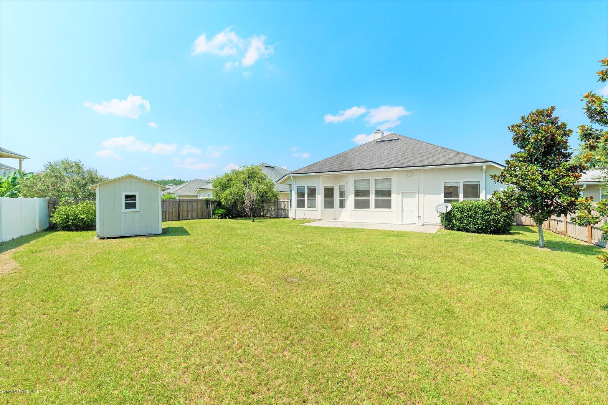 544 MILLHOUSE, ORANGE PARK, FLORIDA 32065, 4 Bedrooms Bedrooms, ,3 BathroomsBathrooms,Residential,For sale,MILLHOUSE,1065715