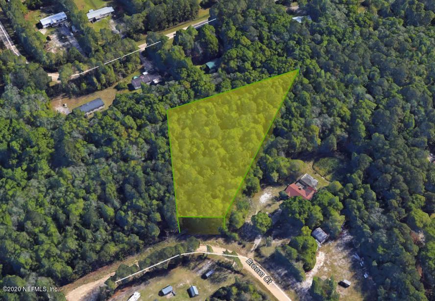 2375 BROOM, MIDDLEBURG, FLORIDA 32068, ,Vacant land,For sale,BROOM,1056772