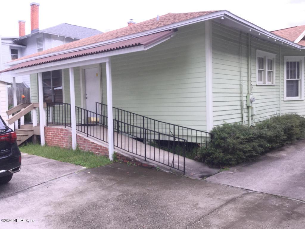 2574 HERSCHEL, JACKSONVILLE, FLORIDA 32204, ,Commercial,For sale,HERSCHEL,1065772