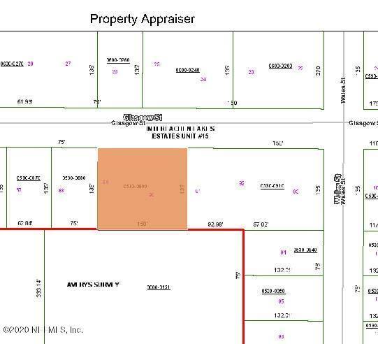 209 GLASGOW, INTERLACHEN, FLORIDA 32148, ,Vacant land,For sale,GLASGOW,1066155