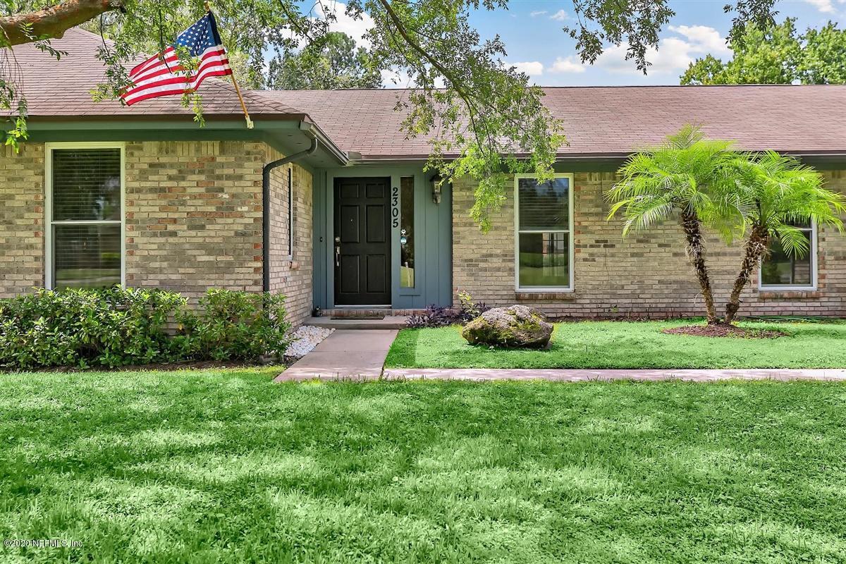 2305 GLENFINNAN, ORANGE PARK, FLORIDA 32073, 4 Bedrooms Bedrooms, ,3 BathroomsBathrooms,Residential,For sale,GLENFINNAN,1065381