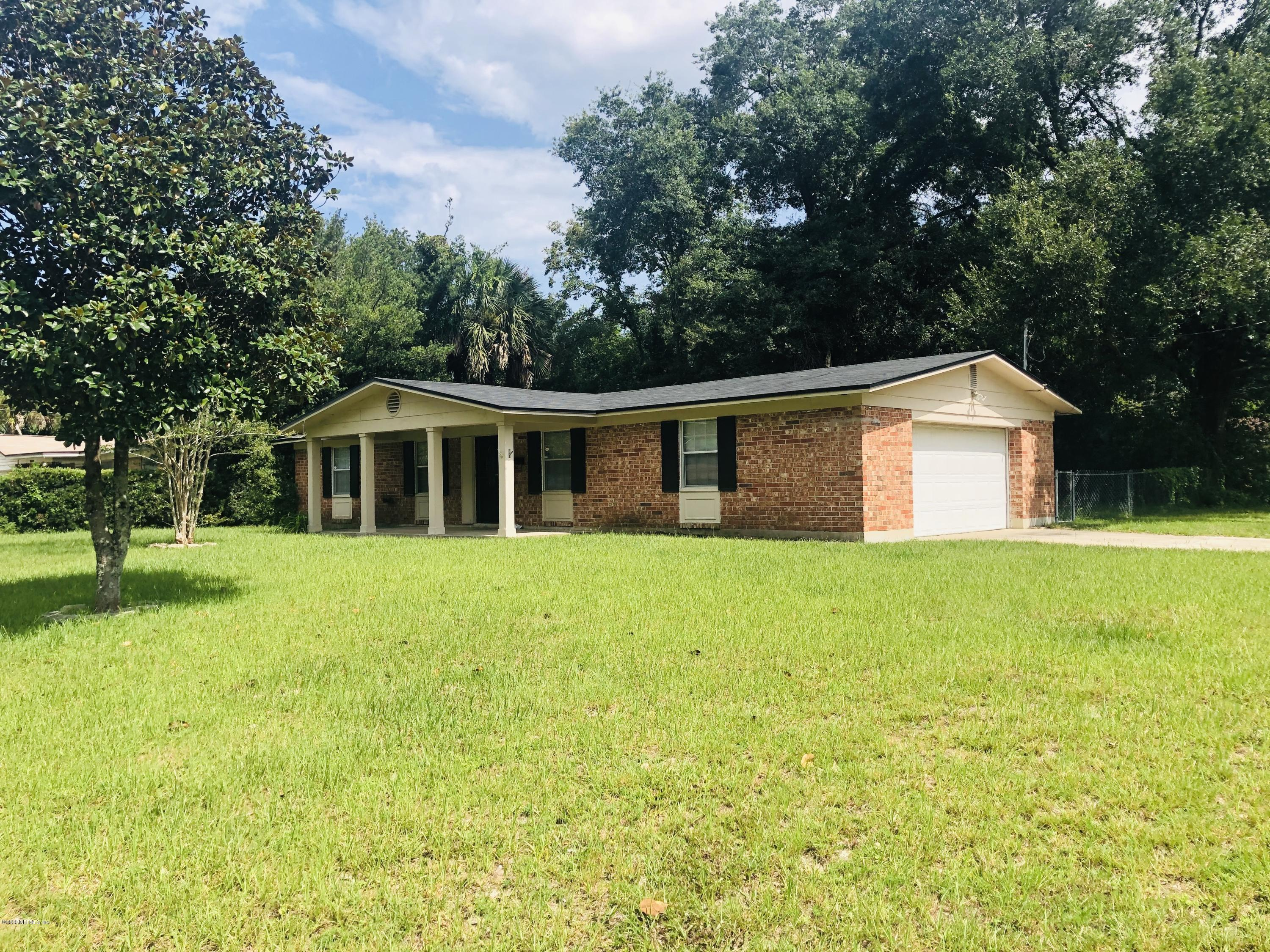 1016 BACALL, JACKSONVILLE, FLORIDA 32218, 3 Bedrooms Bedrooms, ,2 BathroomsBathrooms,Investment / MultiFamily,For sale,BACALL,1066306