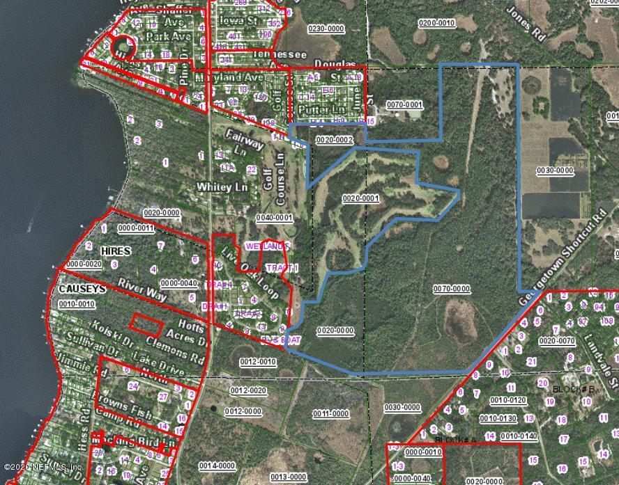221 GEORGETOWN SHORTCUT, GEORGETOWN, FLORIDA 32139, ,Vacant land,For sale,GEORGETOWN SHORTCUT,1066407