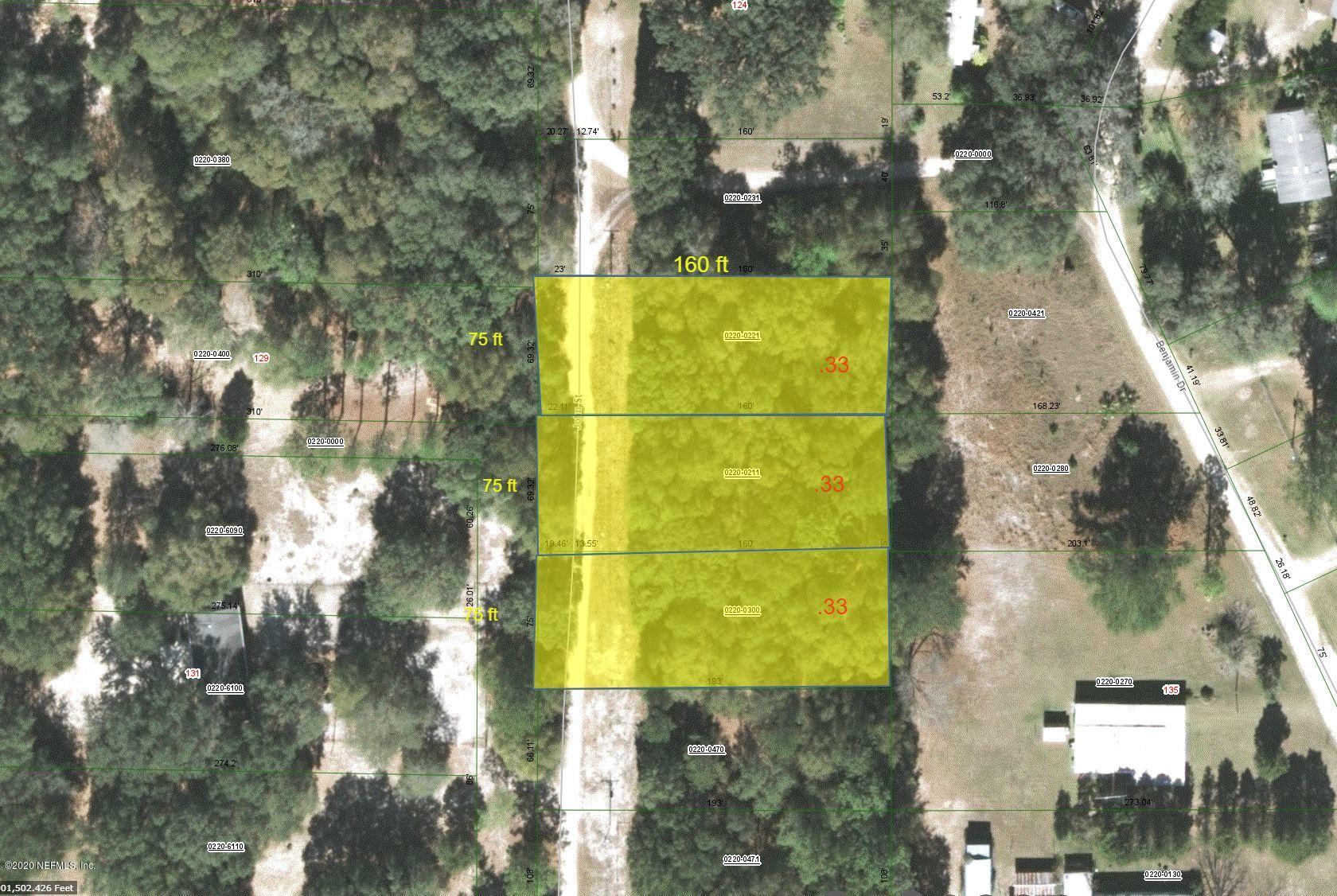 130 JOHN, HAWTHORNE, FLORIDA 32640, ,Vacant land,For sale,JOHN,1066662