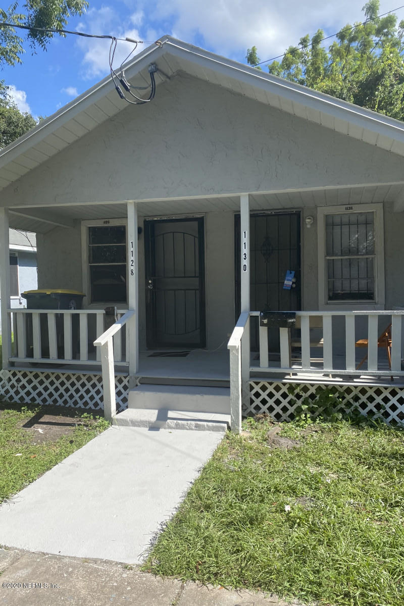 1128 23RD, JACKSONVILLE, FLORIDA 32209, 2 Bedrooms Bedrooms, ,2 BathroomsBathrooms,Investment / MultiFamily,For sale,23RD,1067323