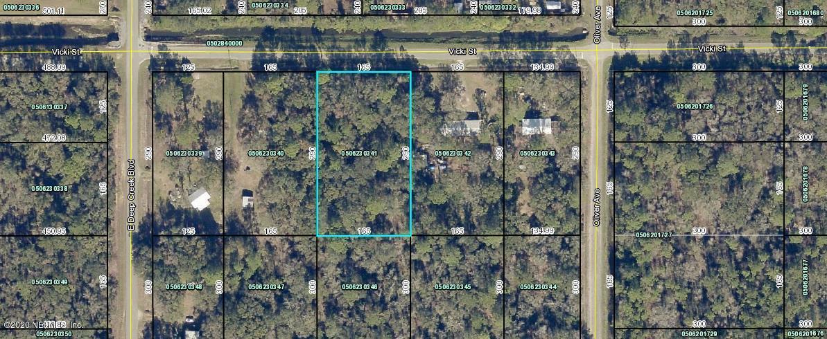 4725 VICKI, HASTINGS, FLORIDA 32145, ,Vacant land,For sale,VICKI,1067434