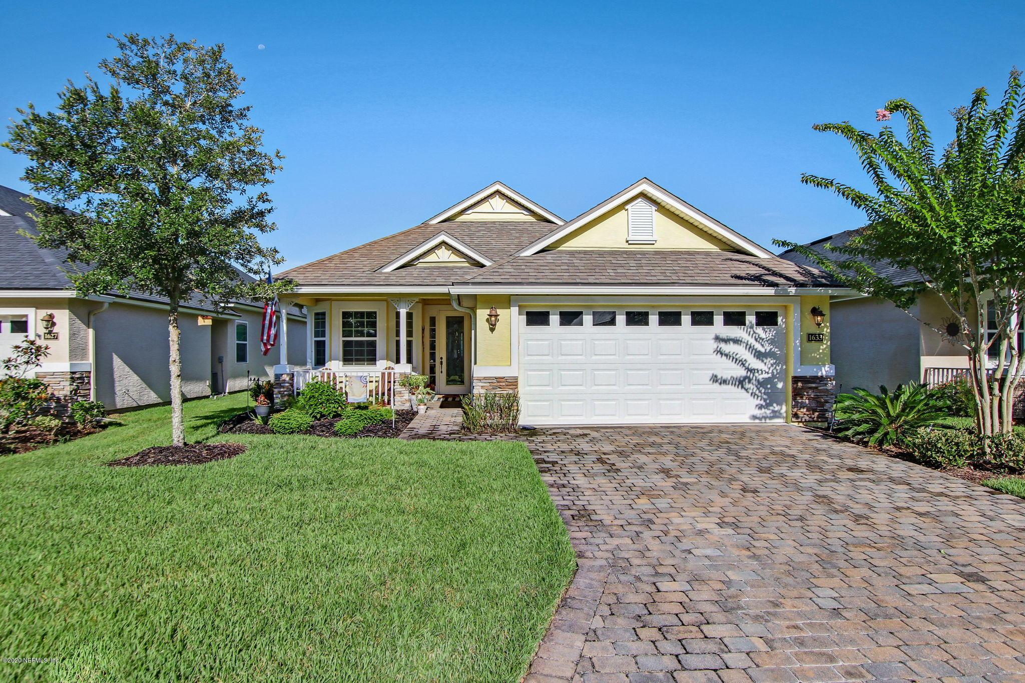 1633 SUGAR LOAF, ST AUGUSTINE, FLORIDA 32092, 3 Bedrooms Bedrooms, ,2 BathroomsBathrooms,Residential,For sale,SUGAR LOAF,1067558