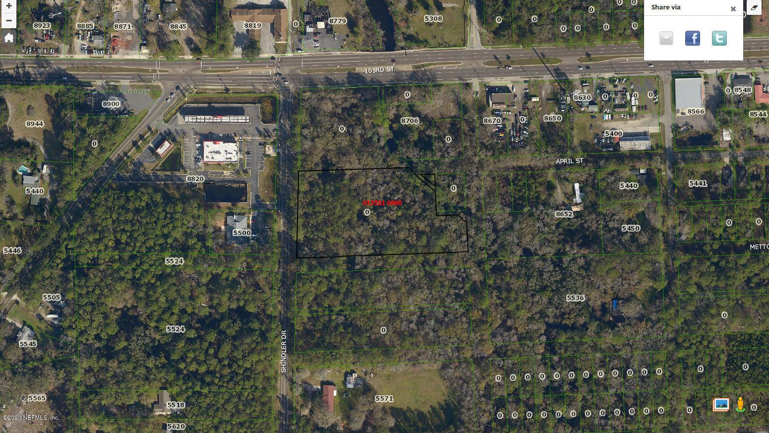 0 SHINDLER, JACKSONVILLE, FLORIDA 32210, ,Vacant land,For sale,SHINDLER,1068630