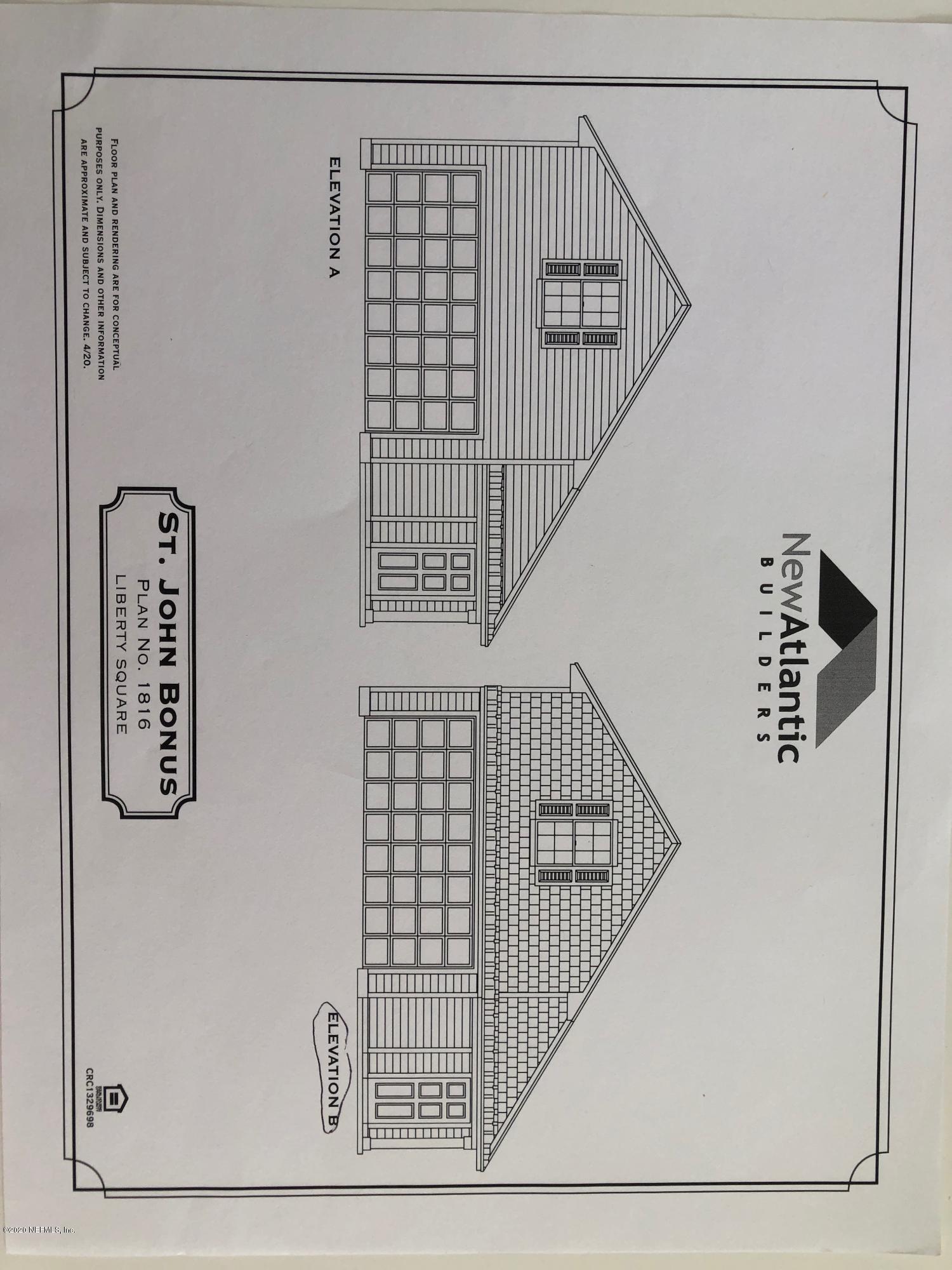 1928 CONSTITUTIONAL REPUBLIC, JACKSONVILLE, FLORIDA 32221, 4 Bedrooms Bedrooms, ,3 BathroomsBathrooms,Residential,For sale,CONSTITUTIONAL REPUBLIC,1070265