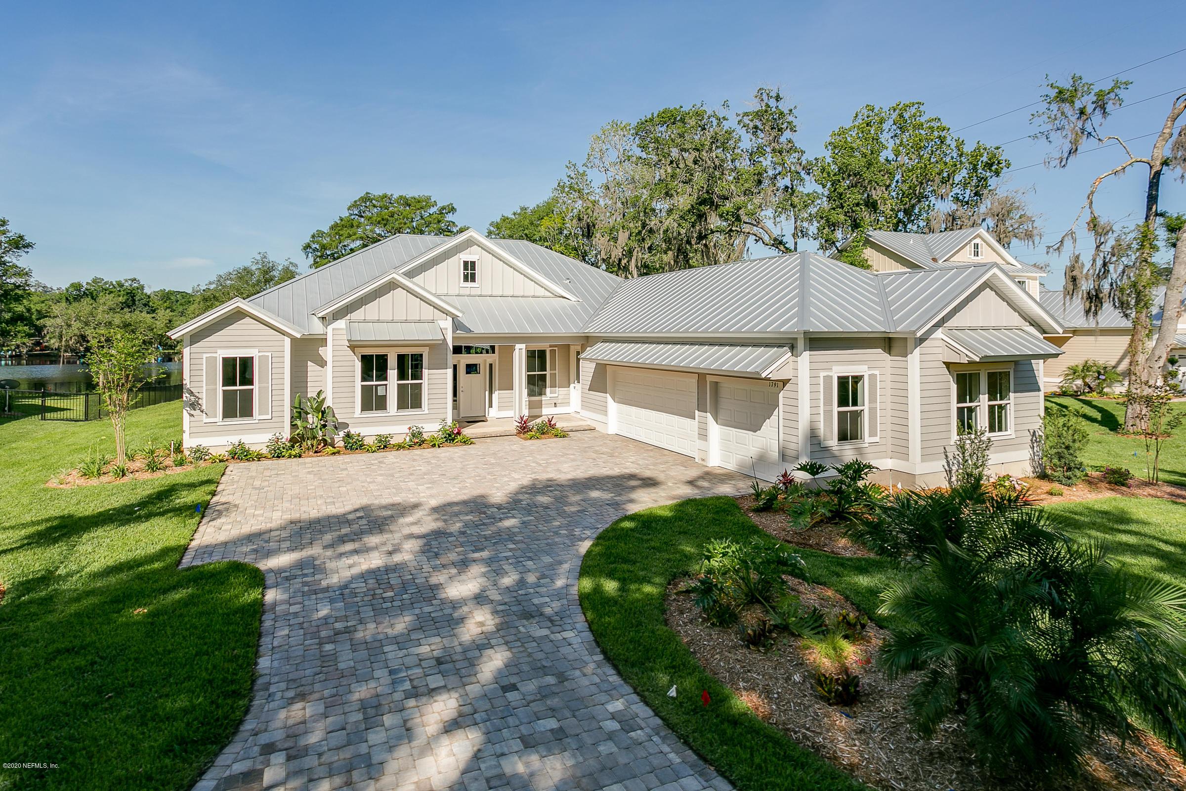 LOT 2 OSPREY LANDING, FLEMING ISLAND, FLORIDA 32003, 4 Bedrooms Bedrooms, ,3 BathroomsBathrooms,Residential,For sale,OSPREY LANDING,1071035