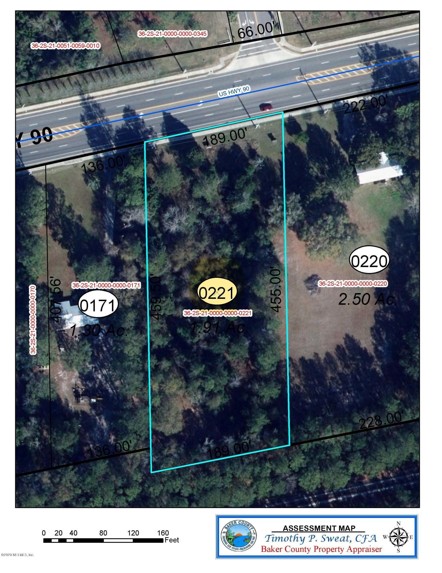 6572 MT VERNON, GLEN ST. MARY, FLORIDA 32040, ,Commercial,For sale,MT VERNON,922575