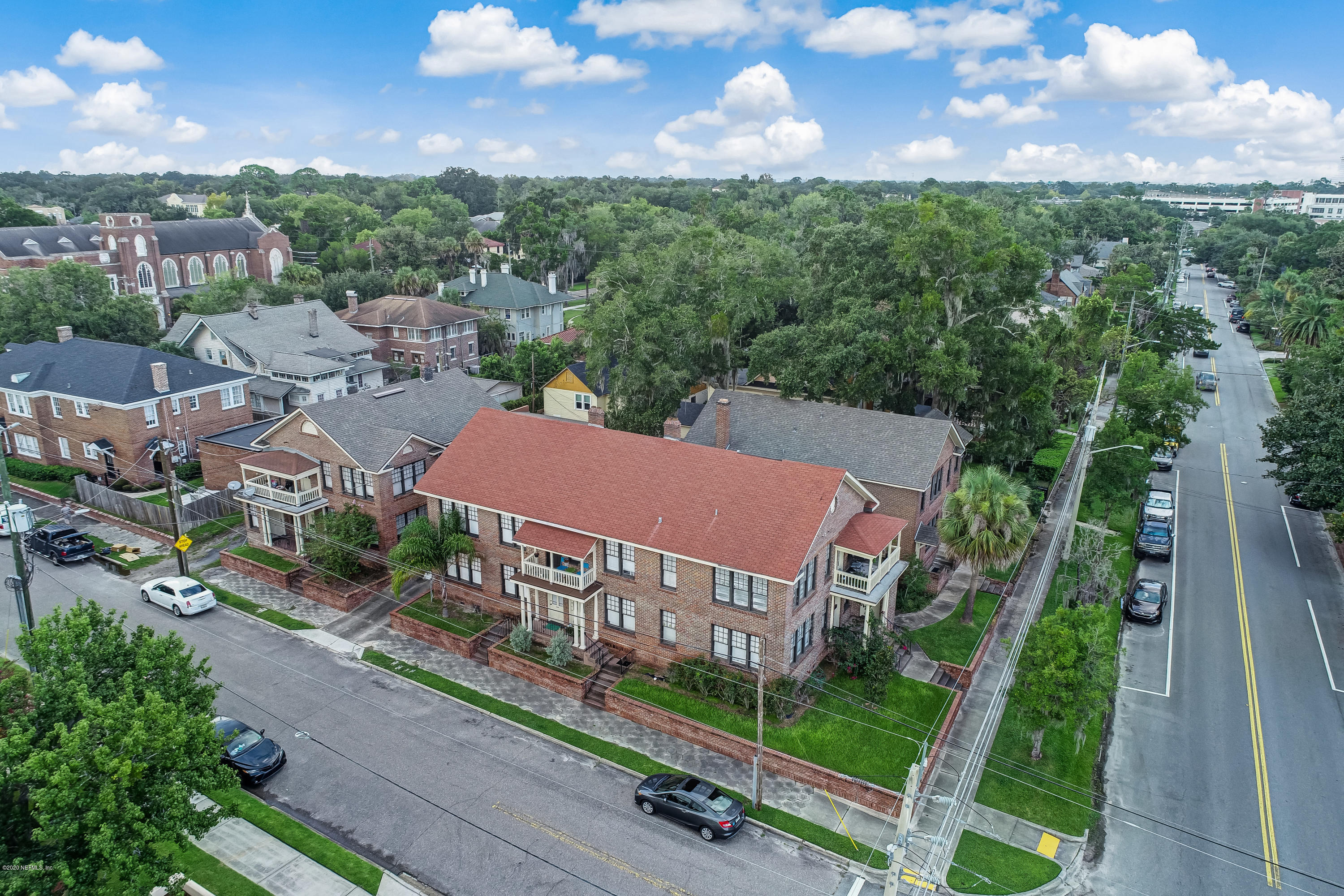 1715 MALLORY, JACKSONVILLE, FLORIDA 32205, 16 Bedrooms Bedrooms, ,9 BathroomsBathrooms,Investment / MultiFamily,For sale,MALLORY,1071911