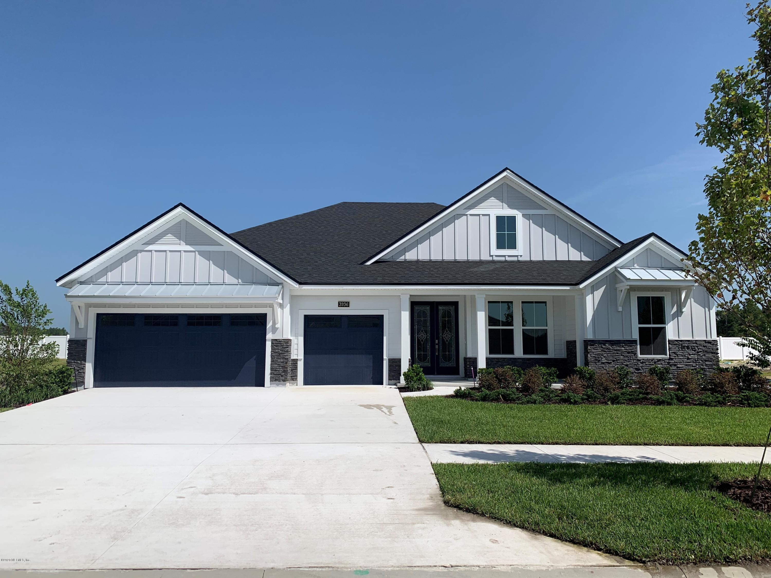 3936 SPYGLASS HILL, MIDDLEBURG, FLORIDA 32068, 5 Bedrooms Bedrooms, ,3 BathroomsBathrooms,Residential,For sale,SPYGLASS HILL,1050788