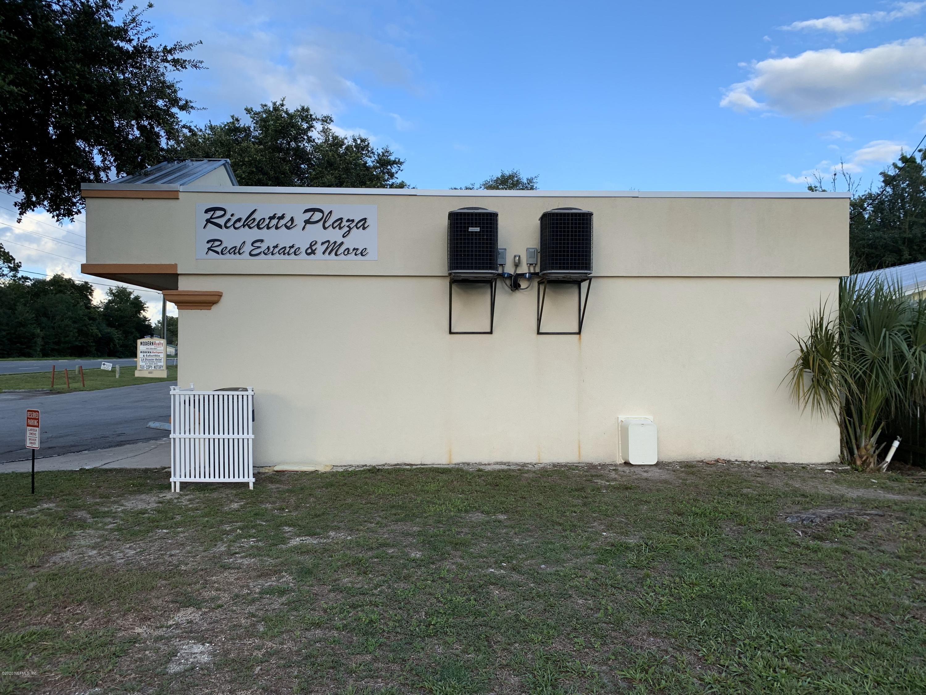 881 STATE ROAD 20, INTERLACHEN, FLORIDA 32148, ,Commercial,For sale,STATE ROAD 20,1072145