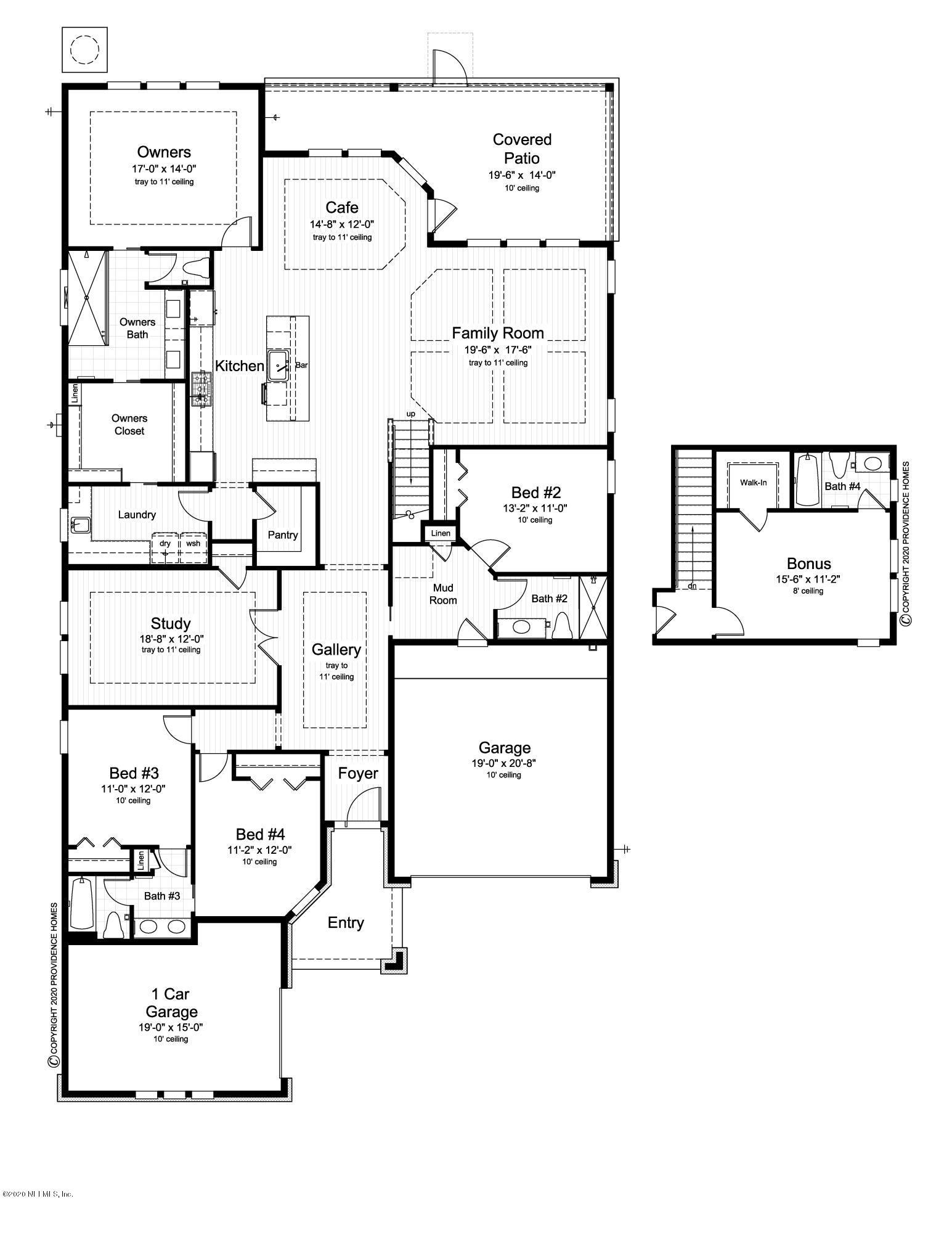 942 CROSSWATER LAKE, PONTE VEDRA, FLORIDA 32081, 5 Bedrooms Bedrooms, ,4 BathroomsBathrooms,Residential,For sale,CROSSWATER LAKE,1069913