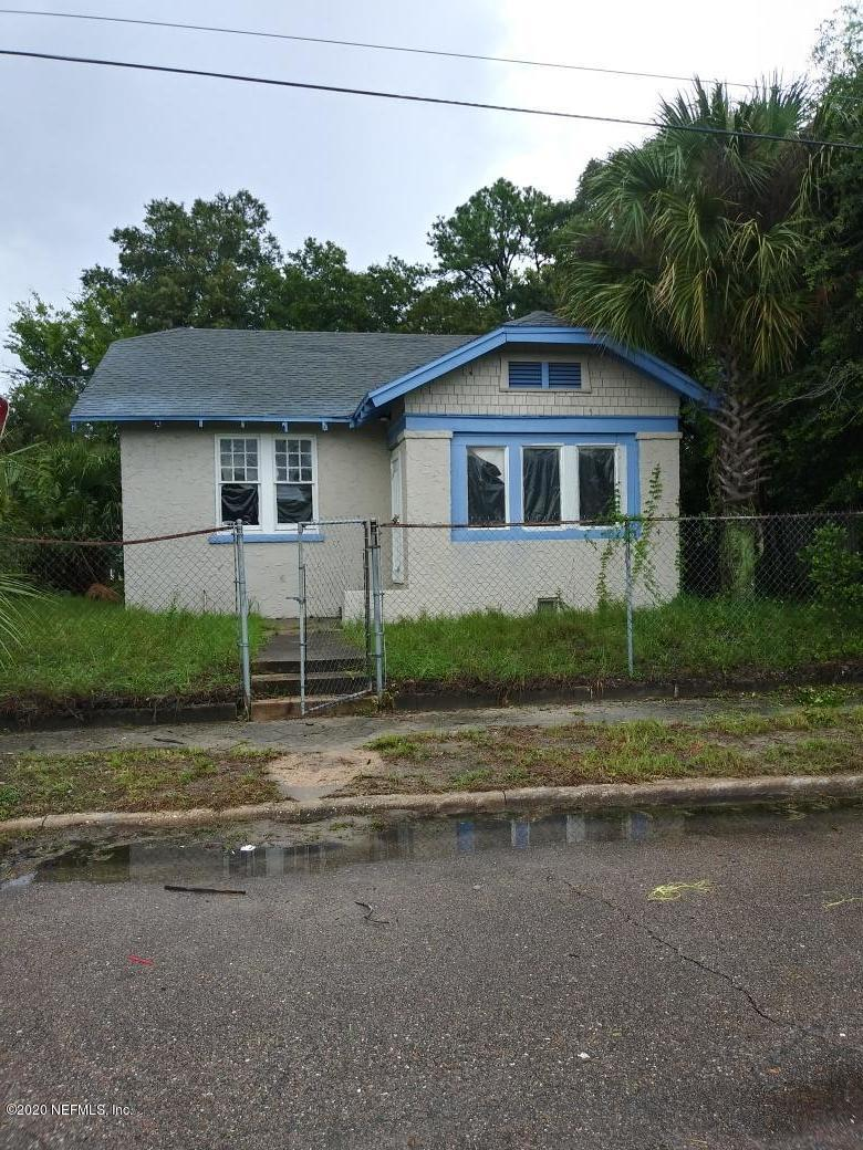319 20TH, JACKSONVILLE, FLORIDA 32206, 4 Bedrooms Bedrooms, ,2 BathroomsBathrooms,Investment / MultiFamily,For sale,20TH,1072561