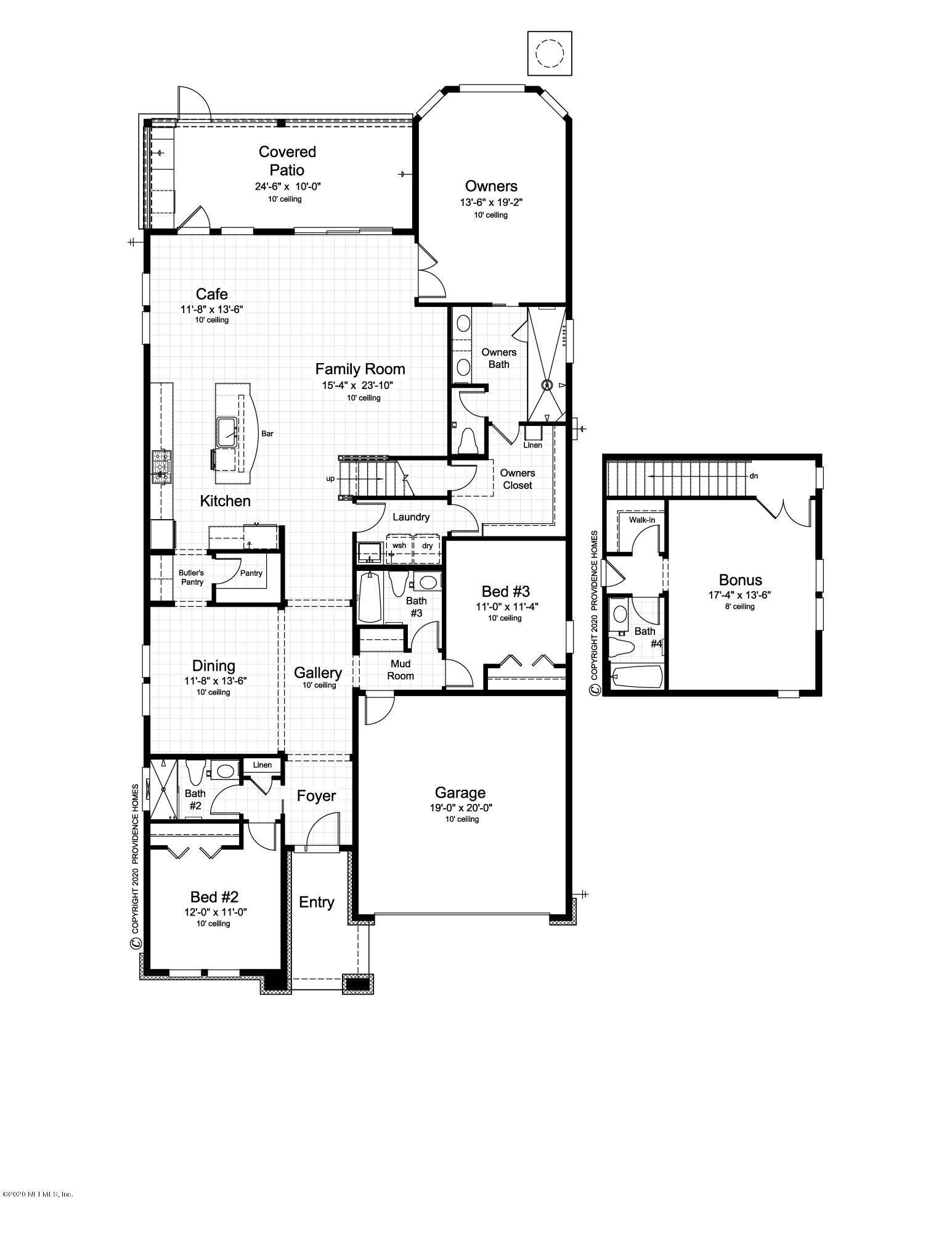 234 PIONEER VILLAGE, PONTE VEDRA, FLORIDA 32081, 4 Bedrooms Bedrooms, ,4 BathroomsBathrooms,Residential,For sale,PIONEER VILLAGE,1068785