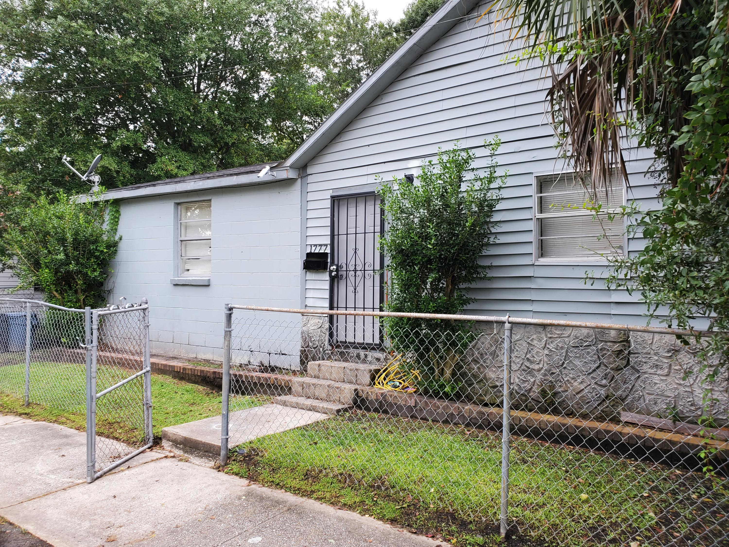 1777 5TH, JACKSONVILLE, FLORIDA 32209, 3 Bedrooms Bedrooms, ,2 BathroomsBathrooms,Residential,For sale,5TH,1073312