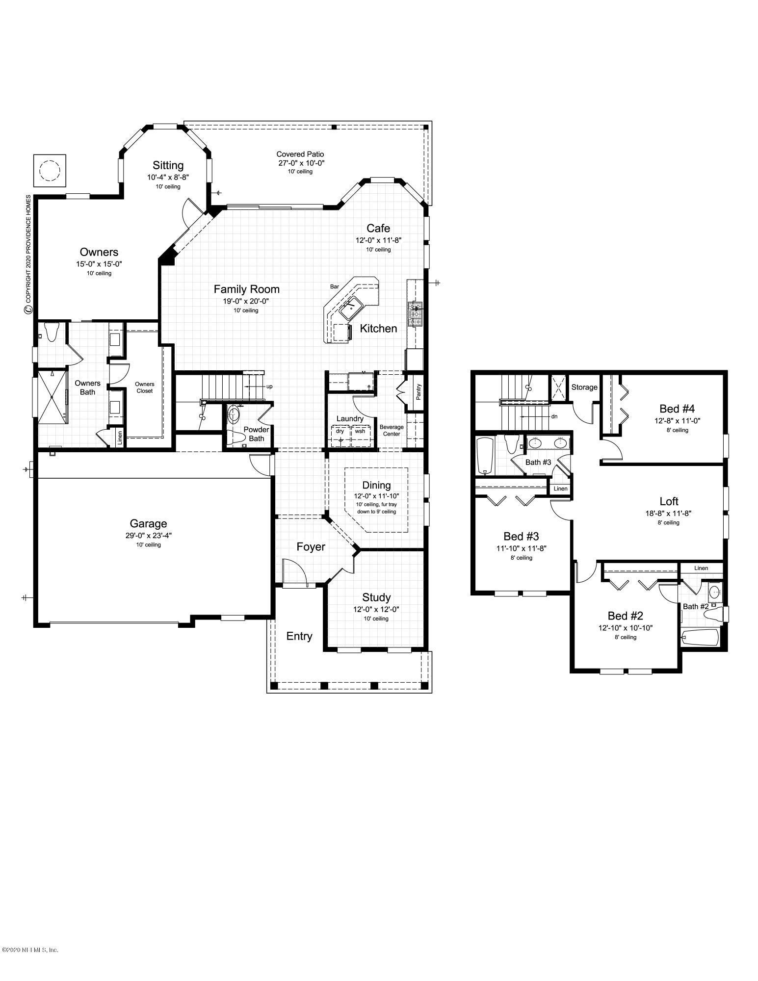 930 CROSSWATER LAKE, PONTE VEDRA, FLORIDA 32081, 4 Bedrooms Bedrooms, ,3 BathroomsBathrooms,Residential,For sale,CROSSWATER LAKE,1069912