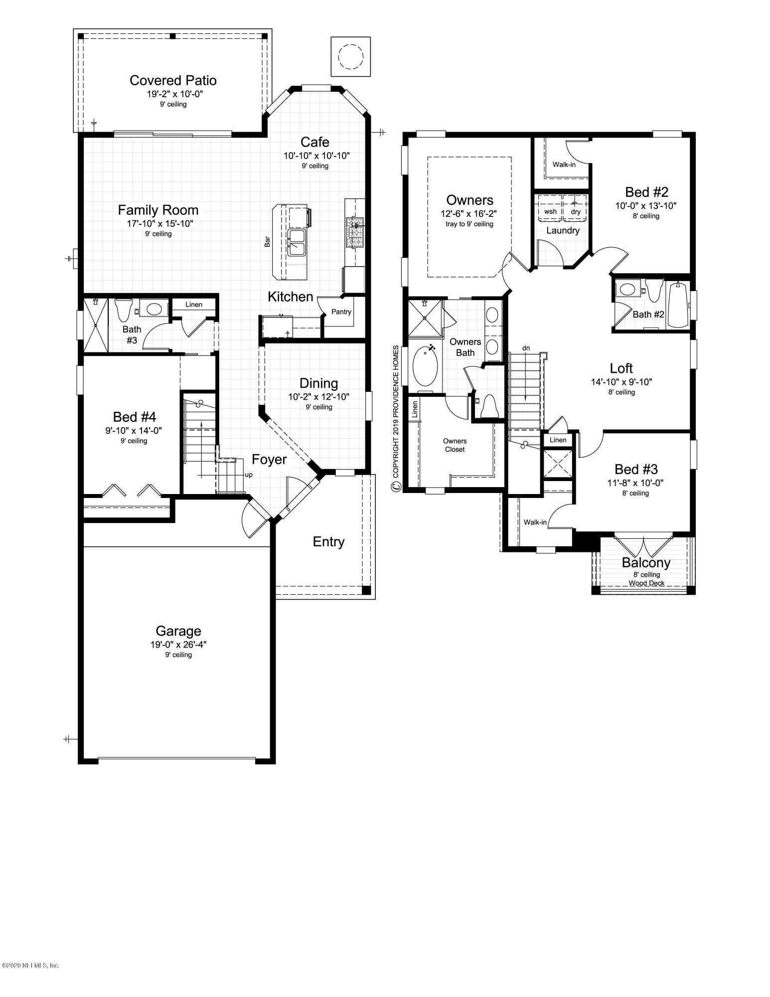 97 ANDESITE, PONTE VEDRA, FLORIDA 32081, 4 Bedrooms Bedrooms, ,3 BathroomsBathrooms,Residential,For sale,ANDESITE,1056691