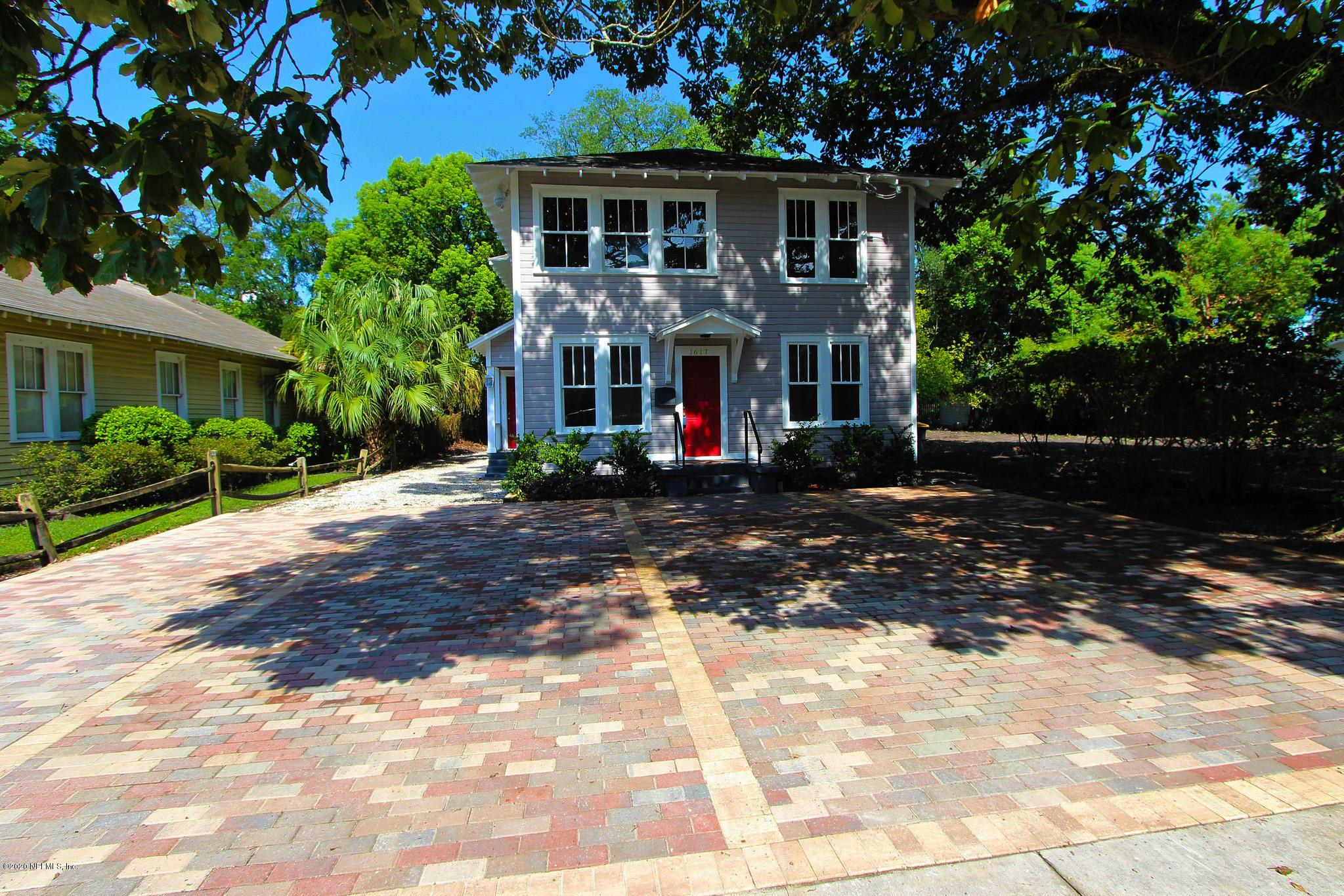 1617 THACKER, JACKSONVILLE, FLORIDA 32207, ,Commercial,For sale,THACKER,1074483